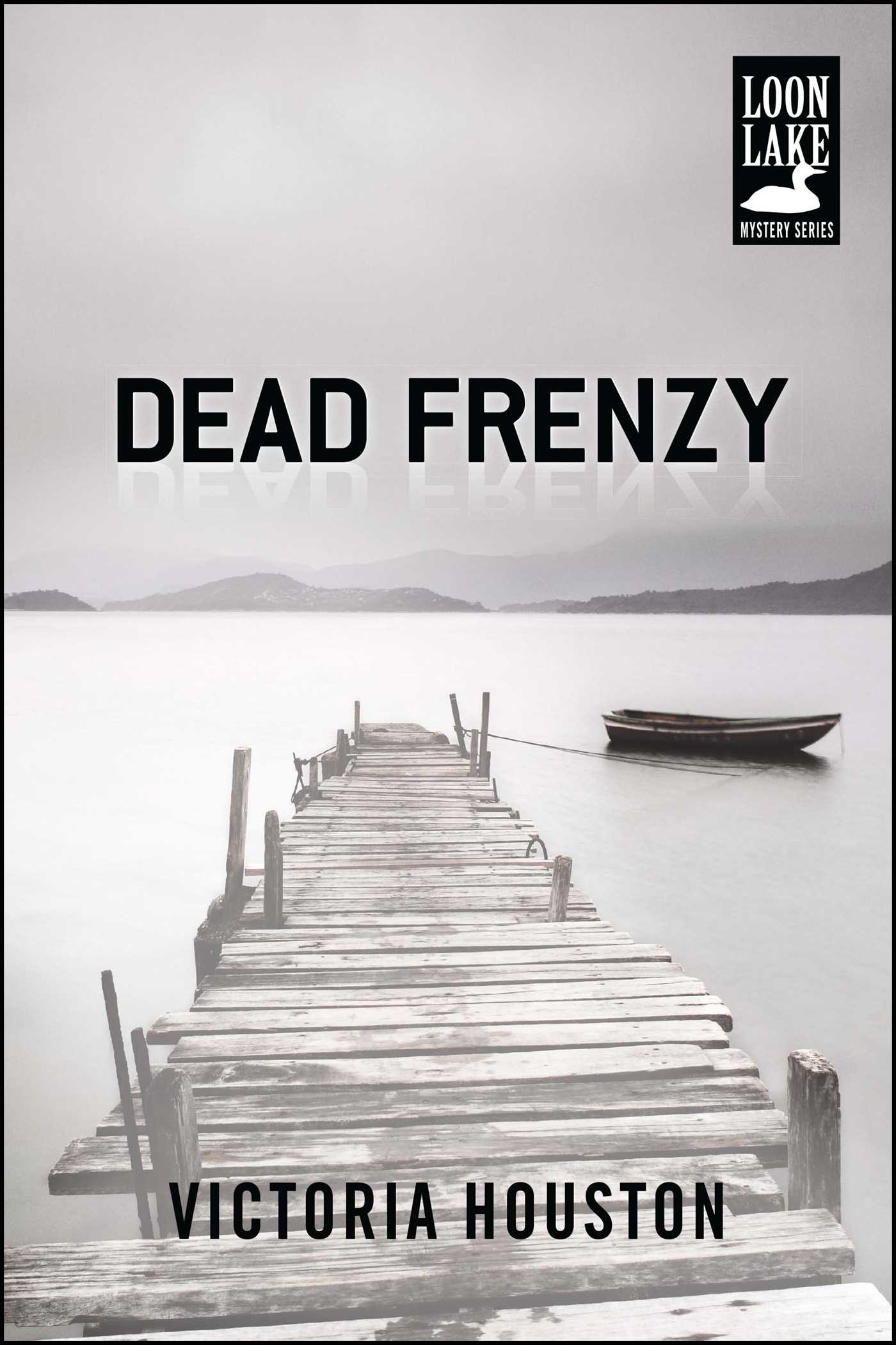 Cover image for Dead Frenzy [electronic resource] :