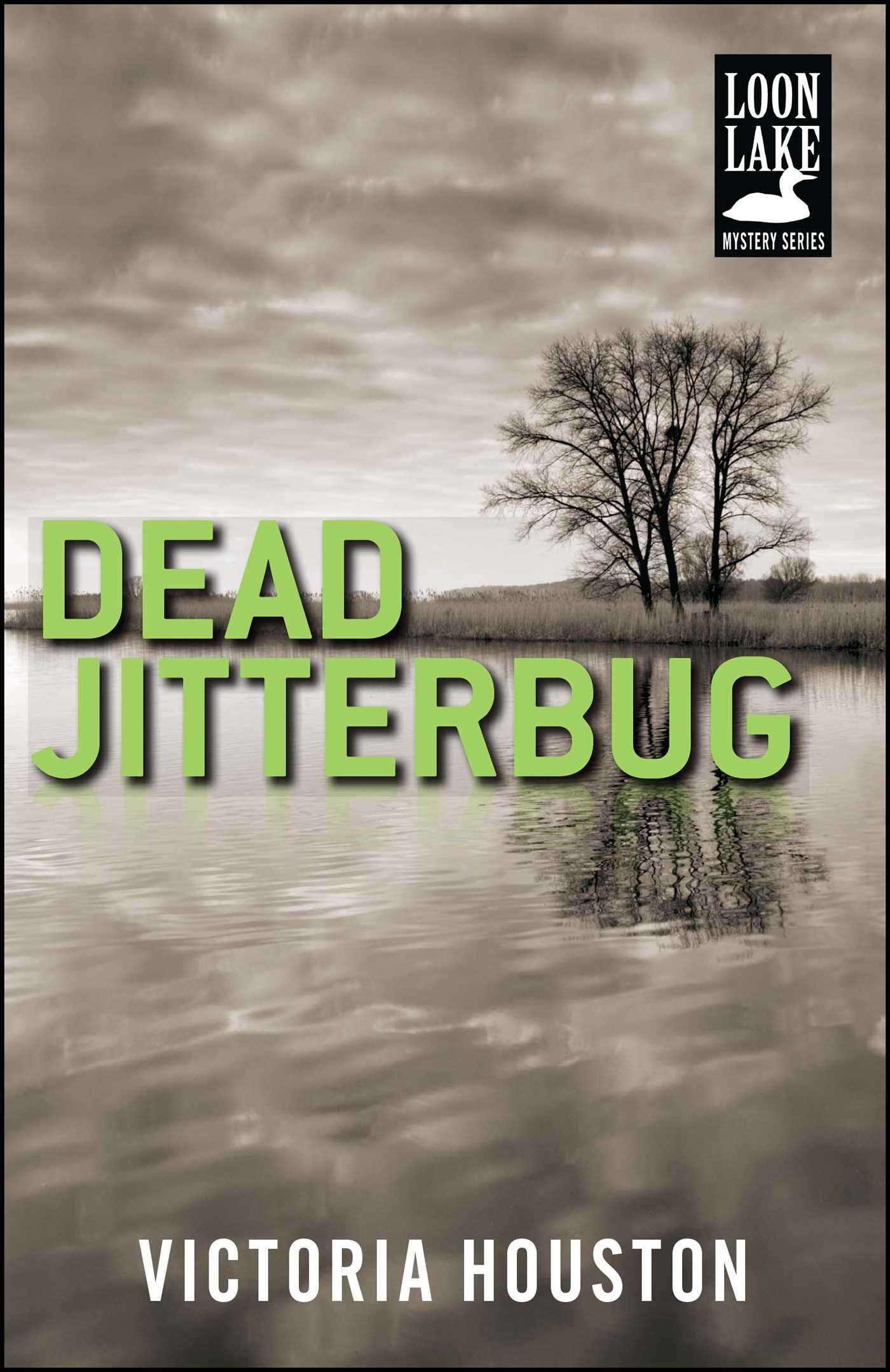 Cover image for Dead Jitterbug [electronic resource] :
