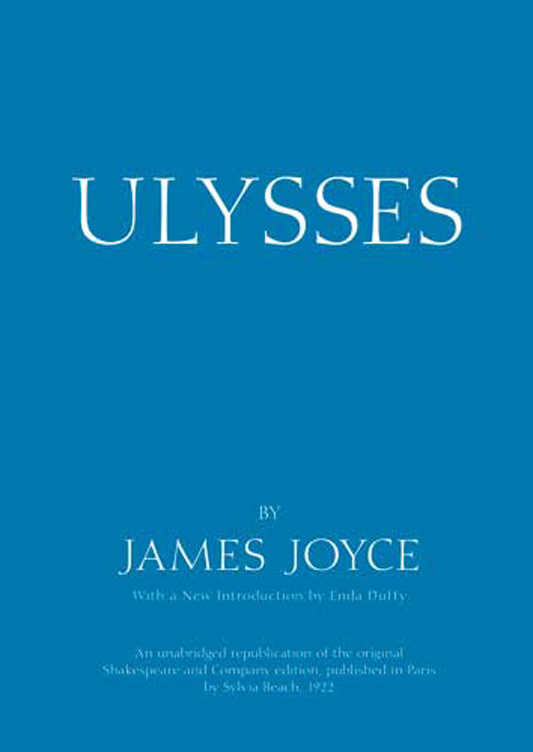 Cover image for Ulysses [electronic resource] :