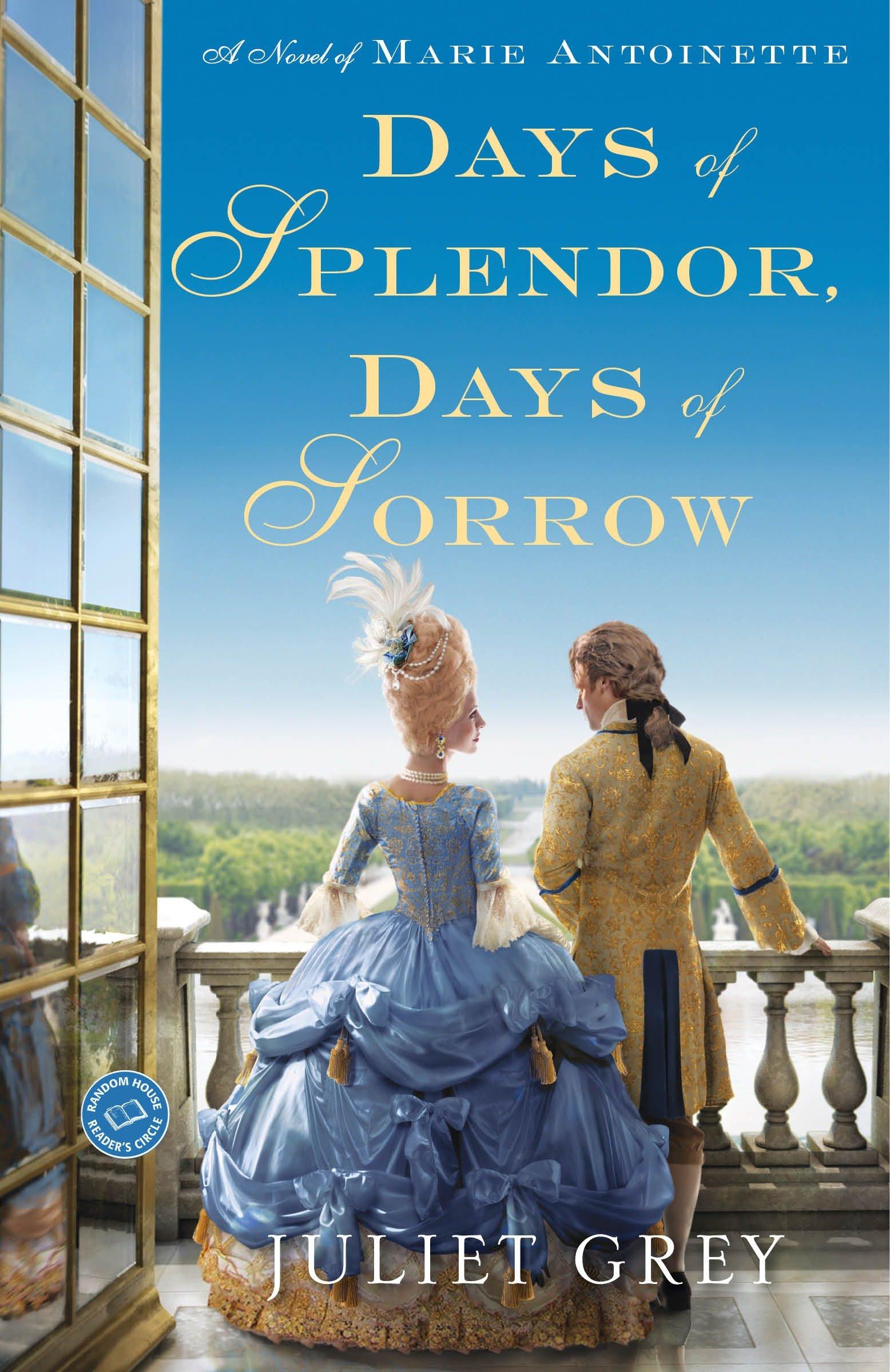 Days of splendor, days of sorrow cover image