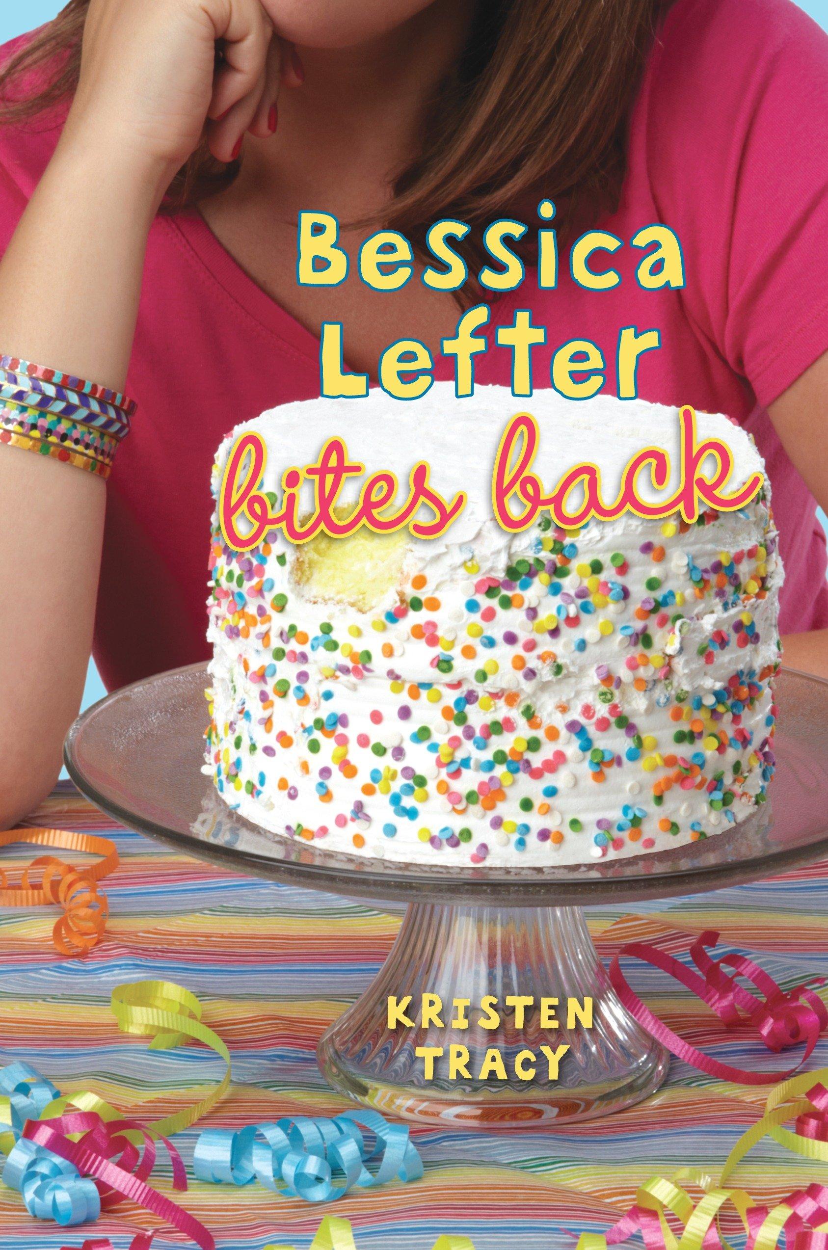 Bessica Lefter bites back cover image