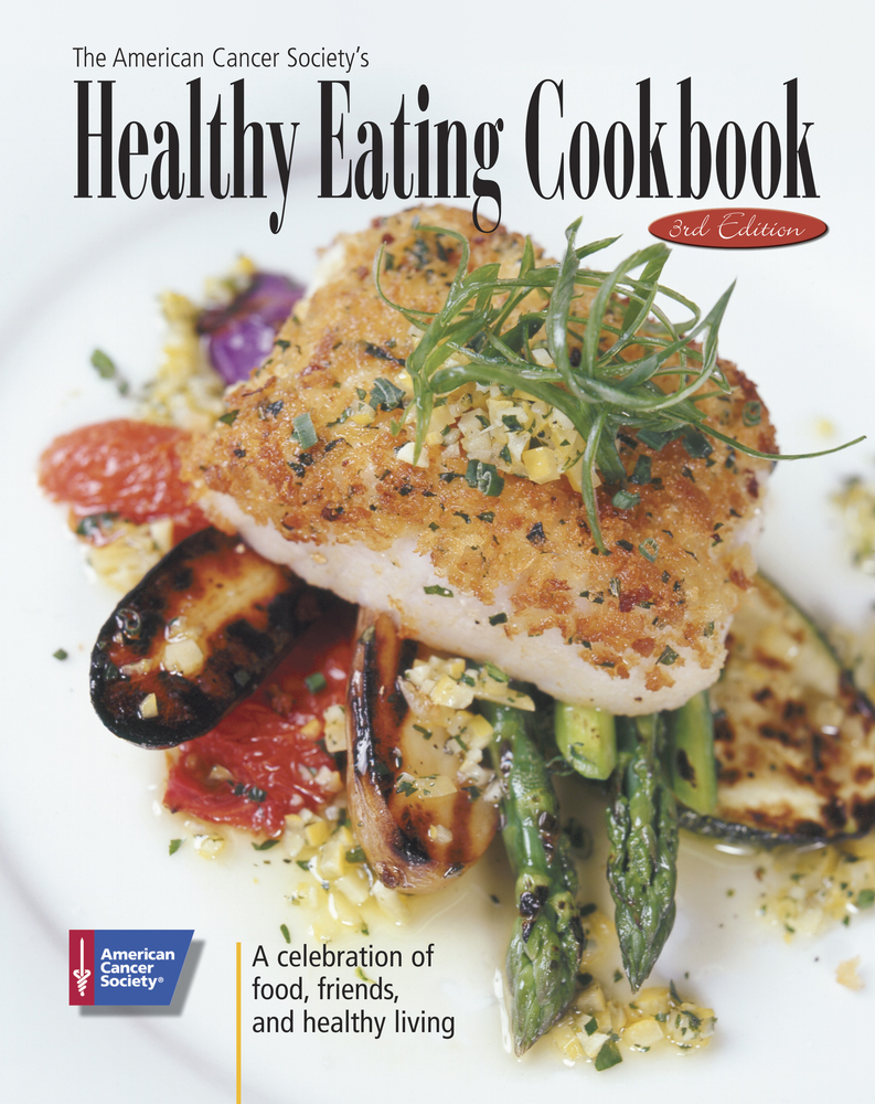 Cover image for The American Cancer Society's Healthy Eating Cookbook [electronic resource] : A Celebration of Food, Friendship, and Healthy Living