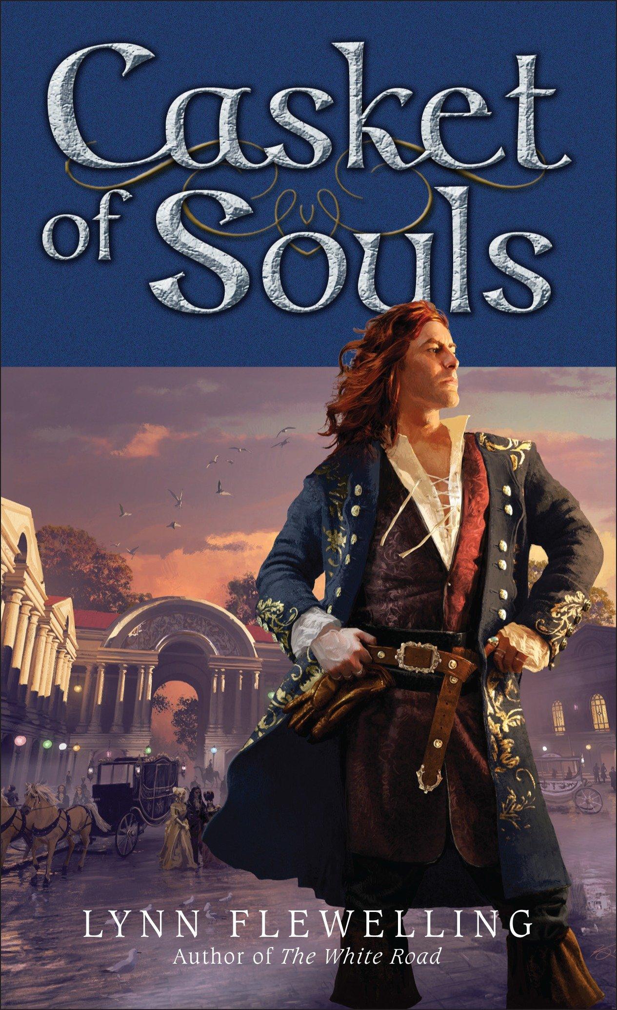 Casket of souls cover image