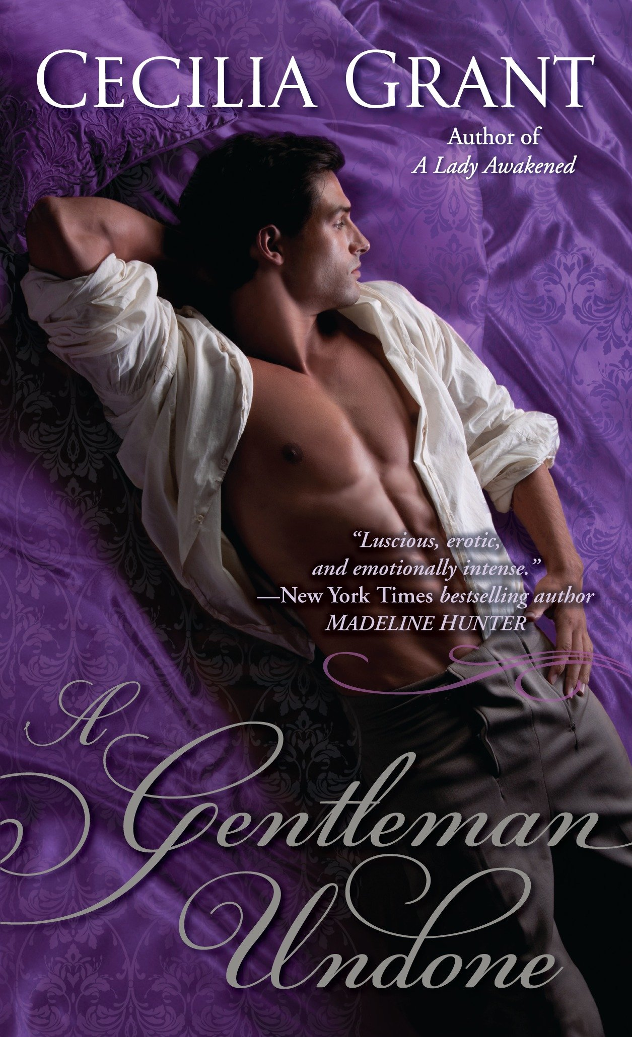 A gentleman undone cover image