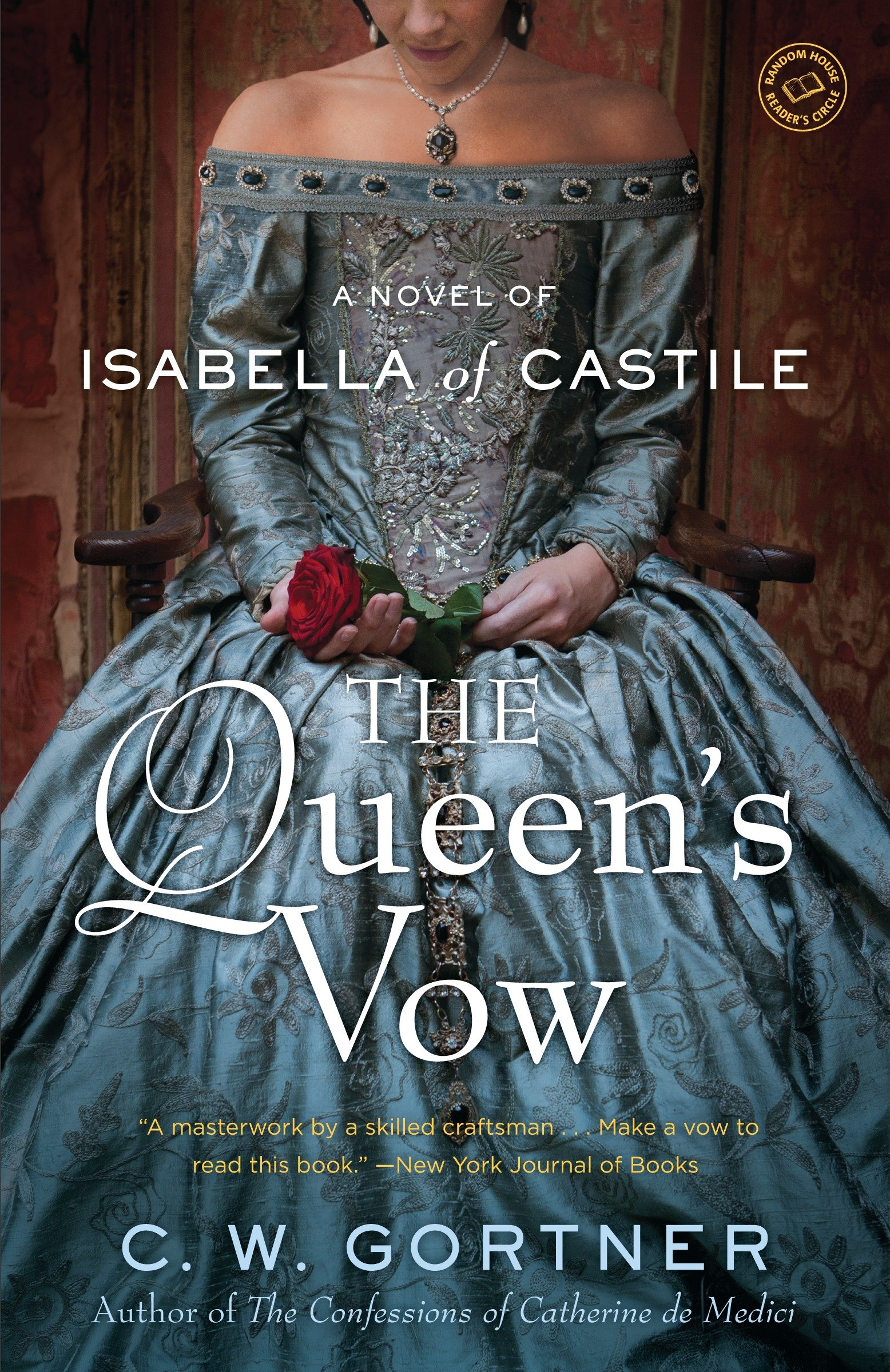 The queen's vow a novel of Isabella of Castile cover image