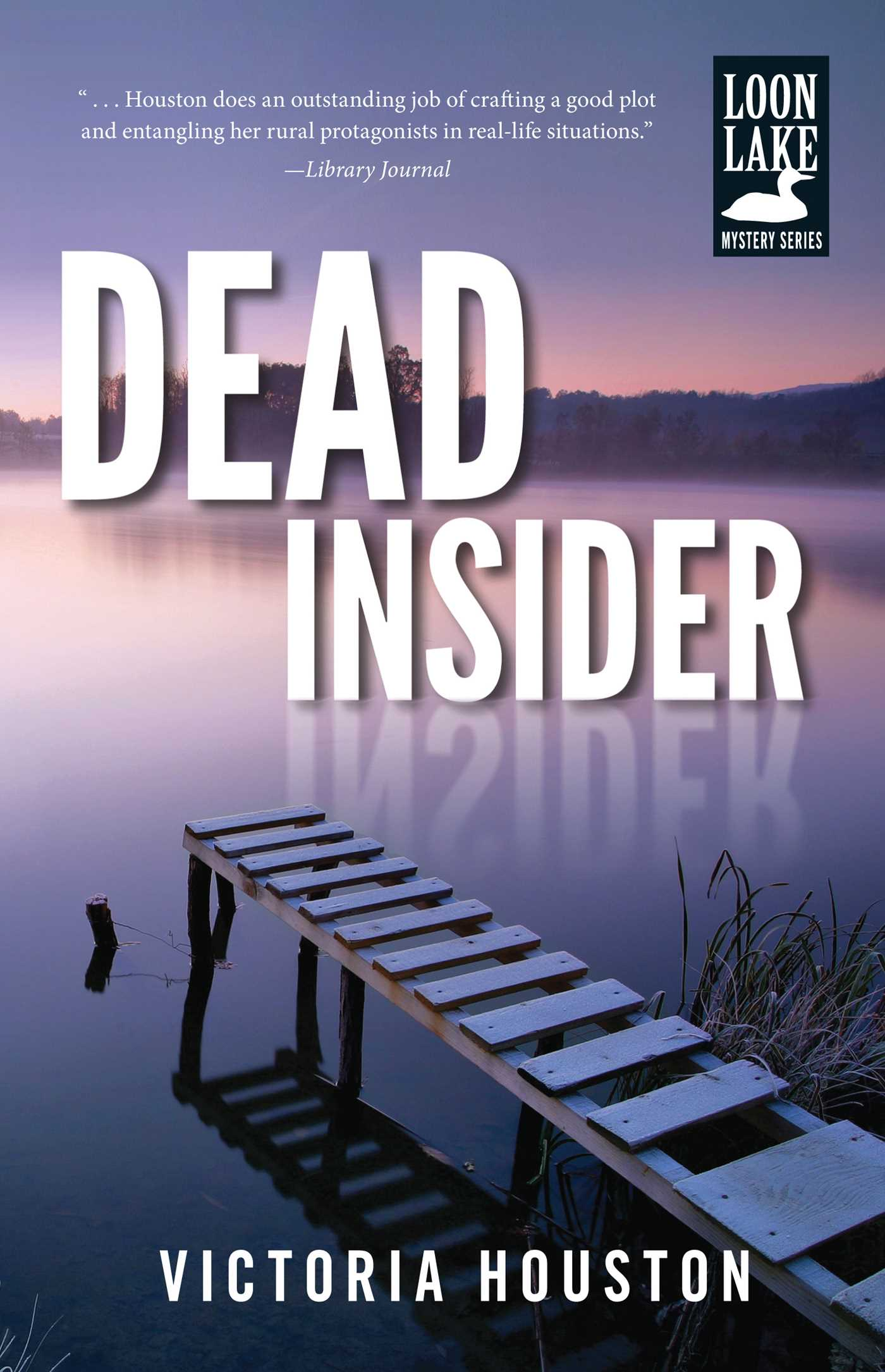 Cover image for Dead Insider [electronic resource] :