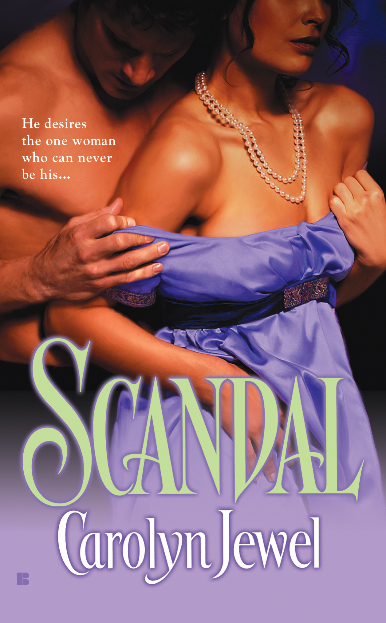 Cover Image of Scandal