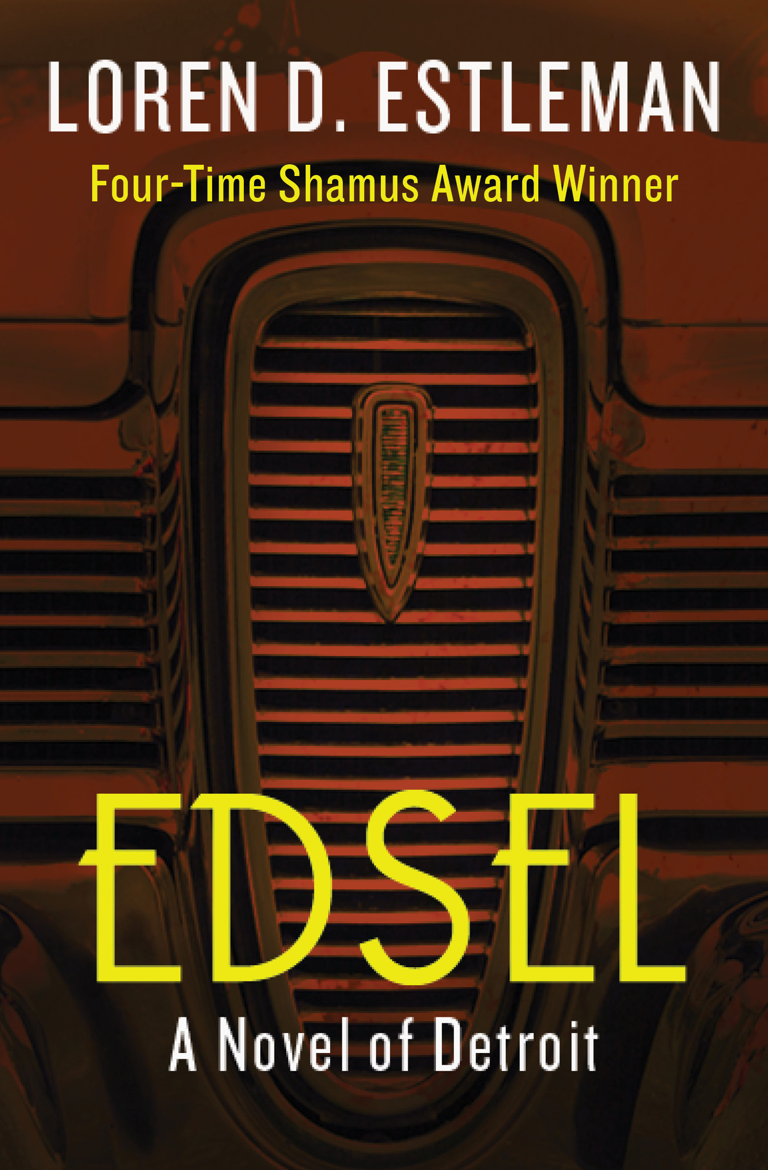 Cover Image of Edsel