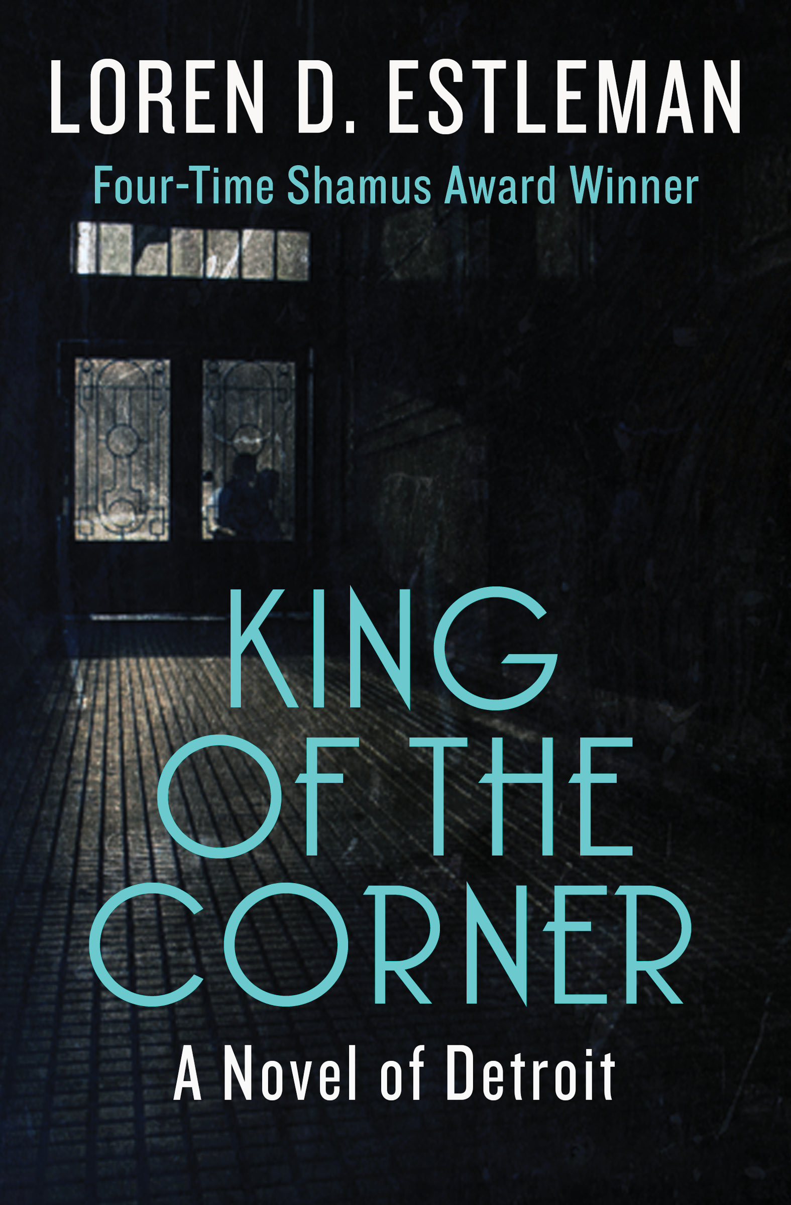 Cover Image of King of the Corner