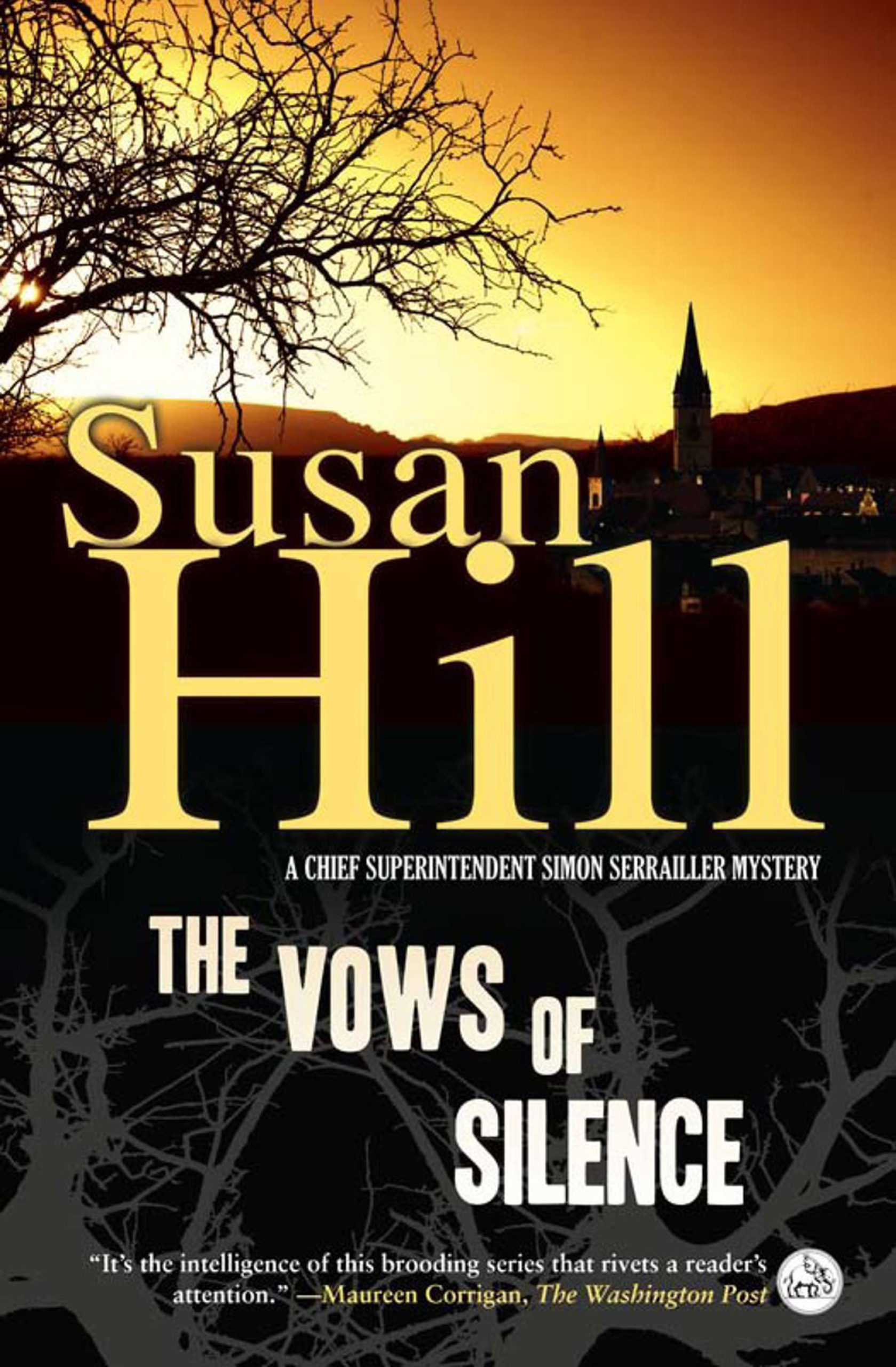 Cover Image of The Vows of Silence