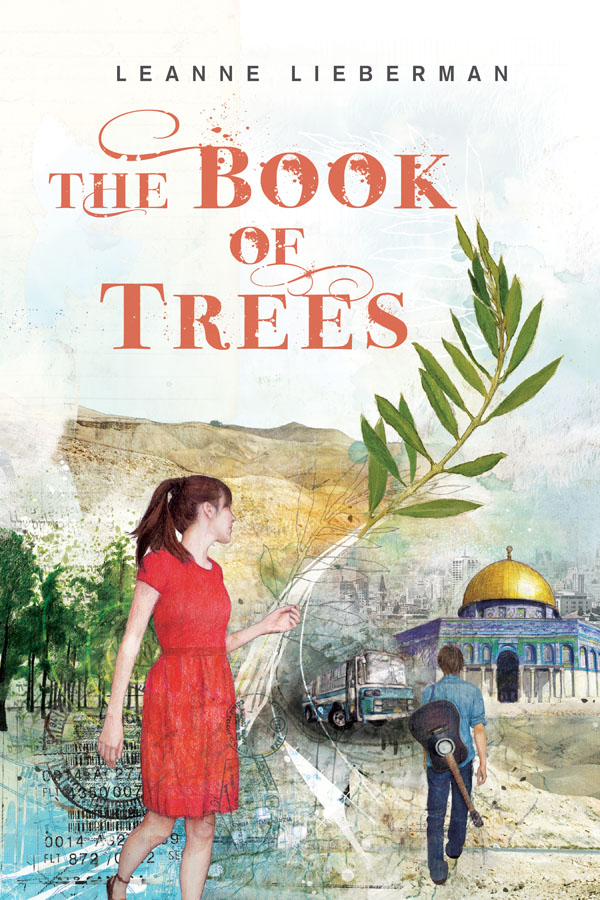Cover Image of The Book of Trees