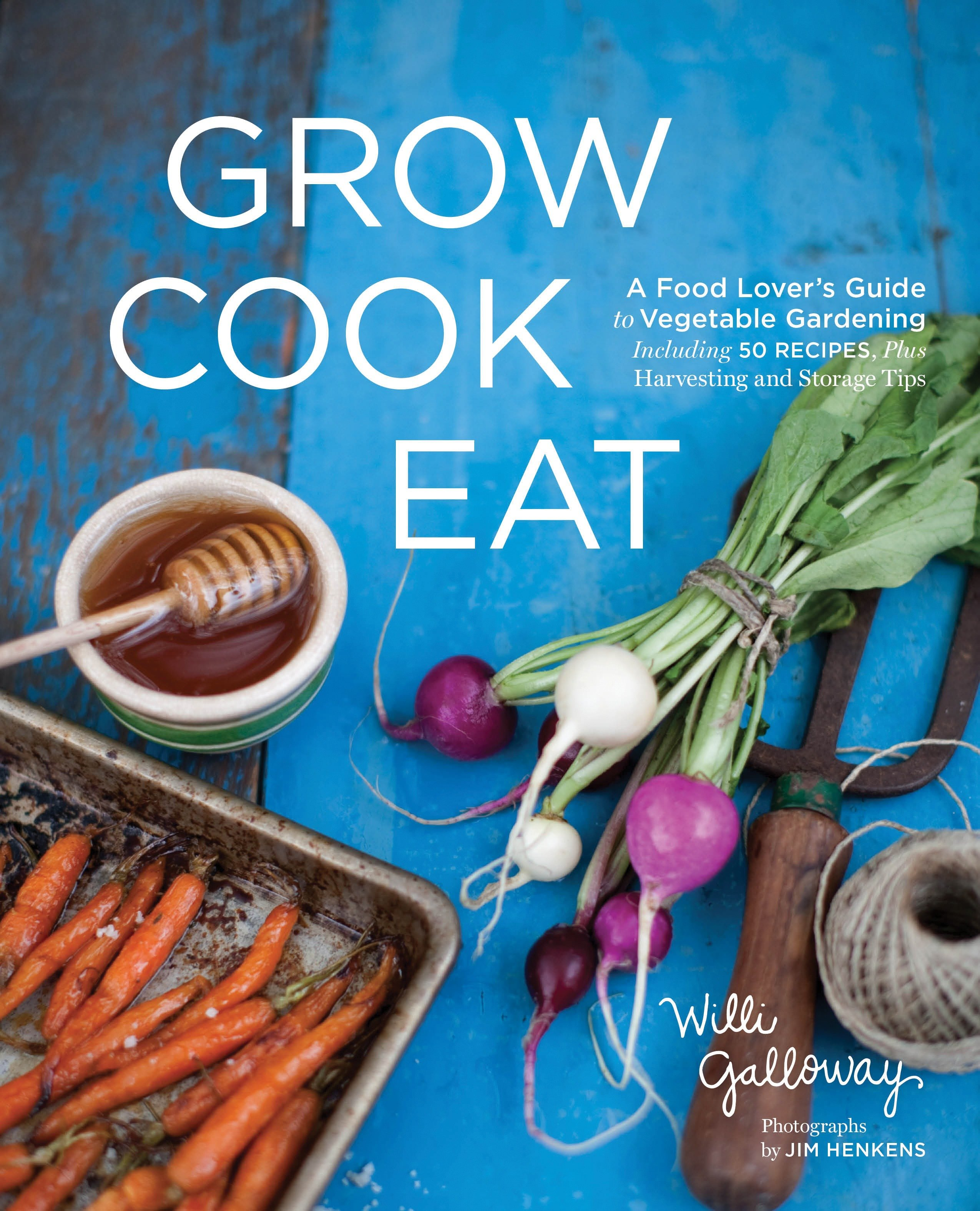 Cover Image of Grow Cook Eat