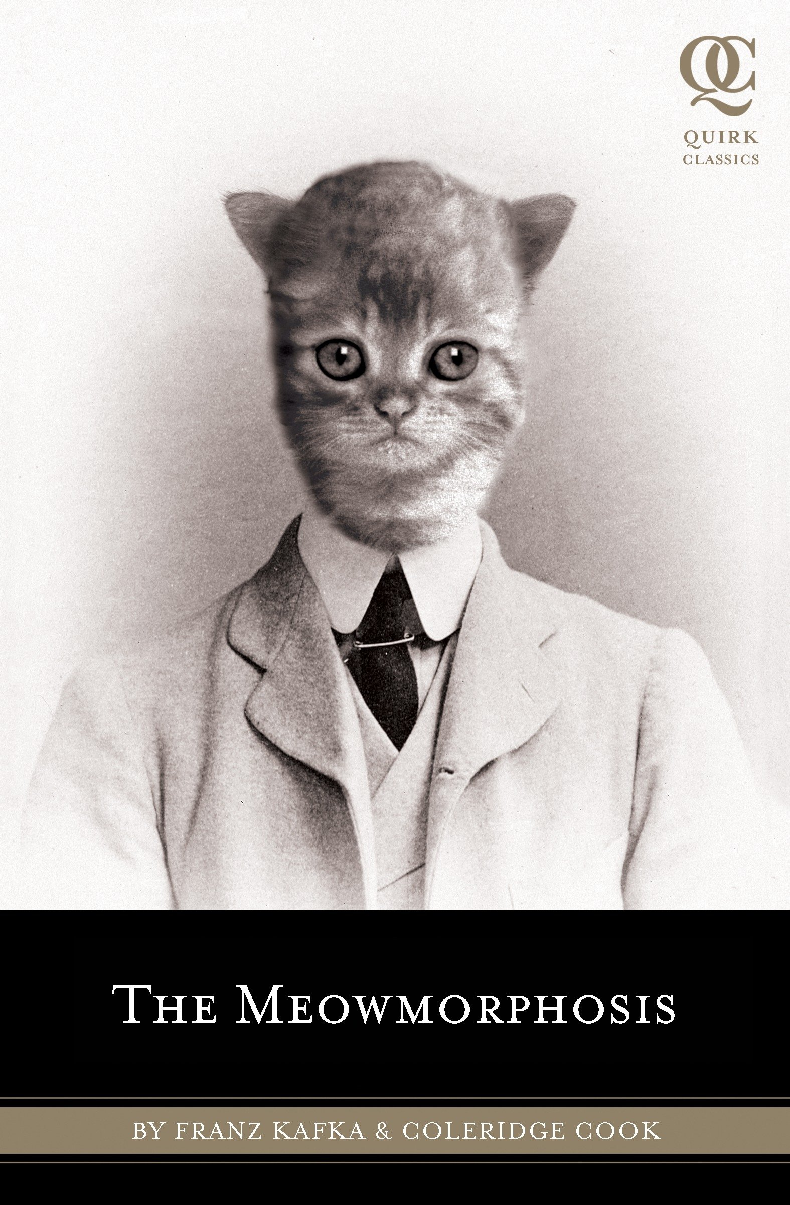 Cover Image of The Meowmorphosis