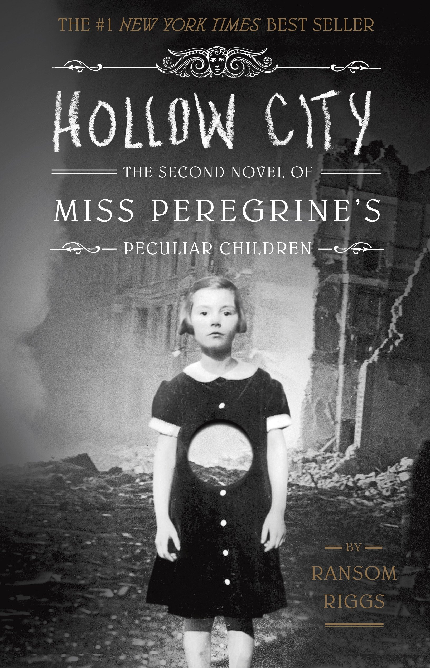 Cover Image of Hollow City