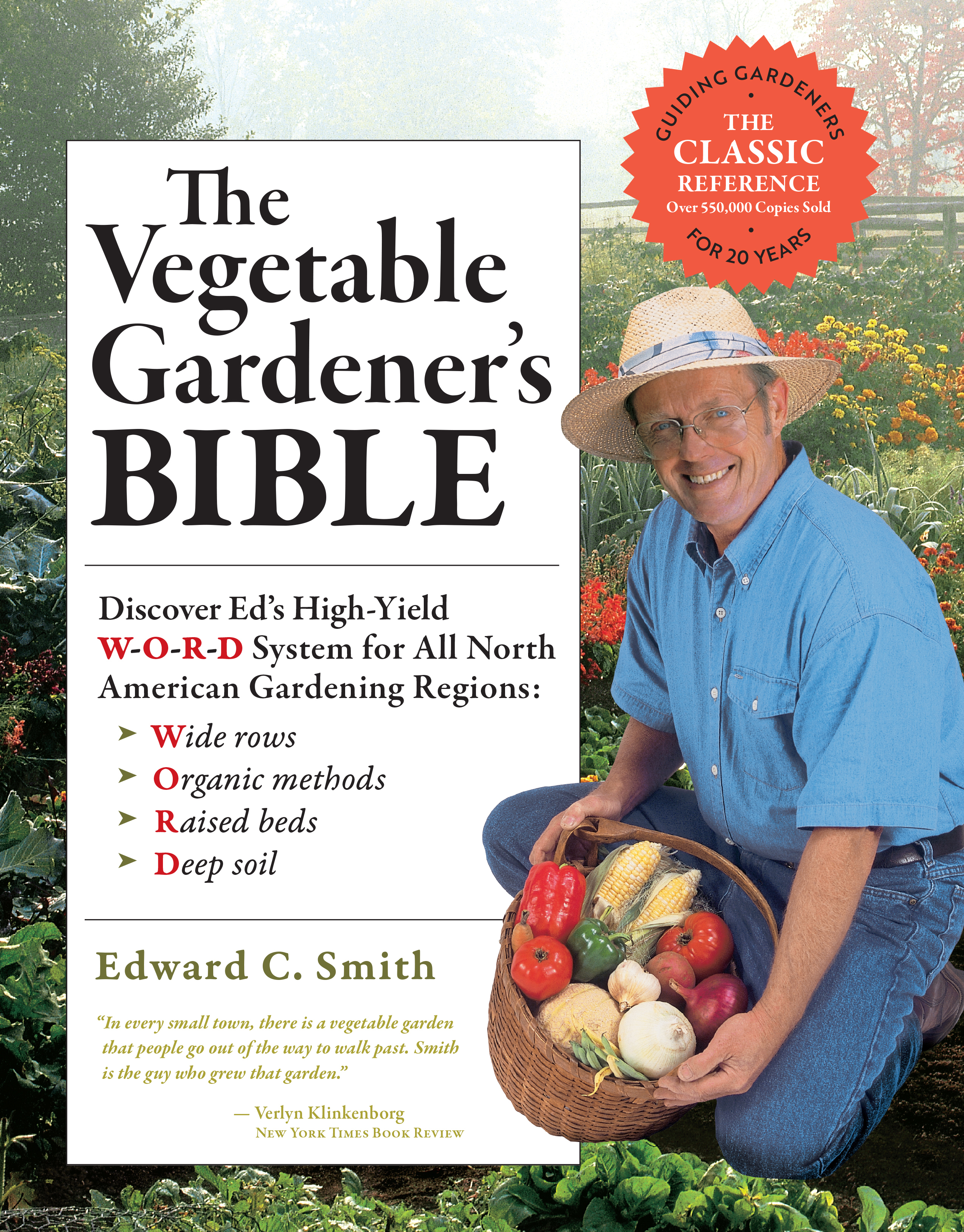 Cover Image of The Vegetable Gardener's Bible, 2nd Edition