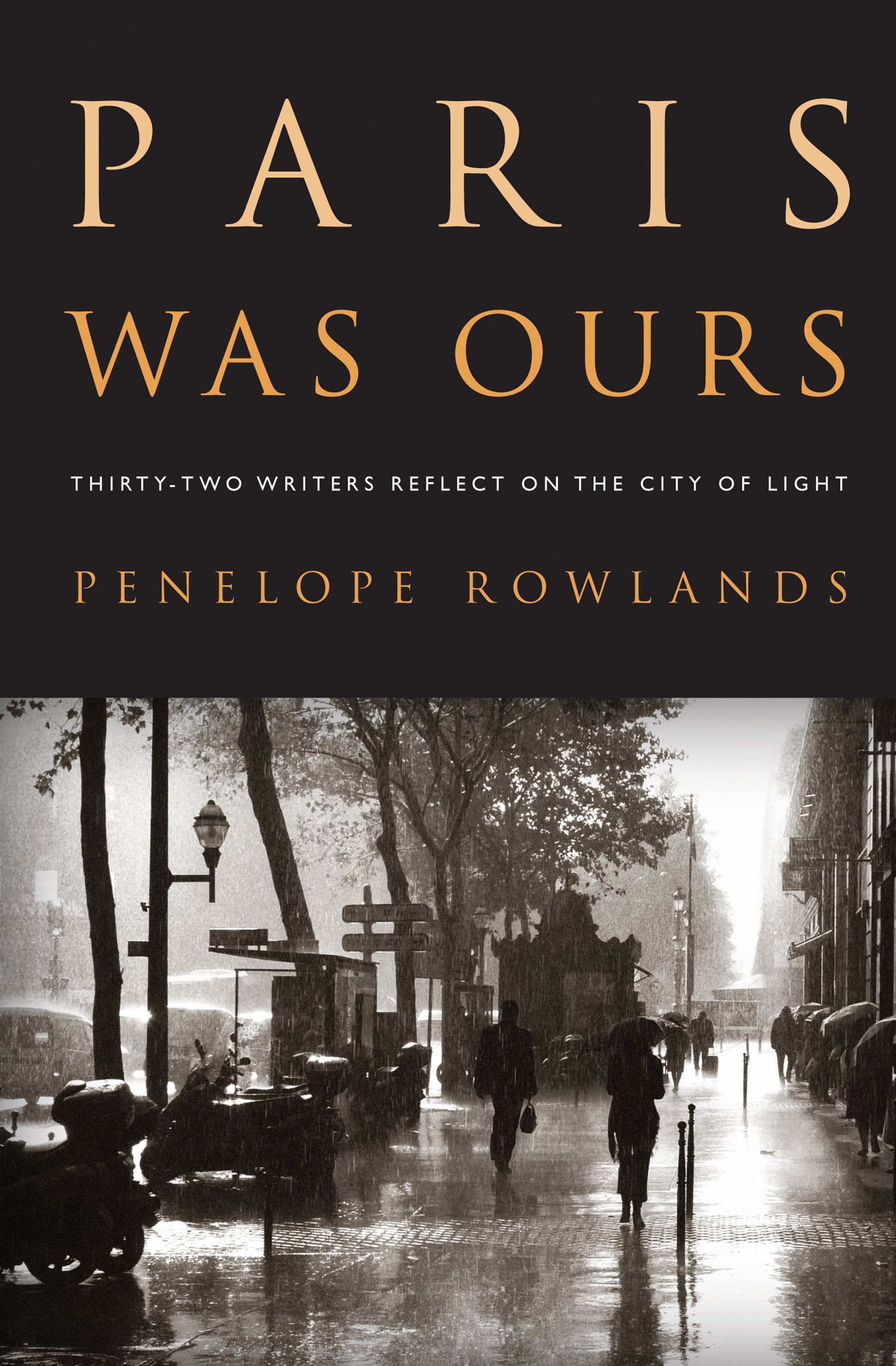 Cover Image of Paris Was Ours