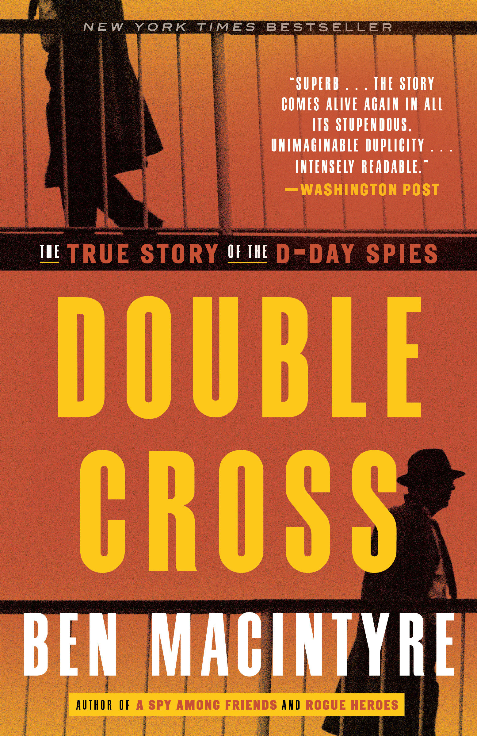 Double cross the true story of the D-day spies cover image