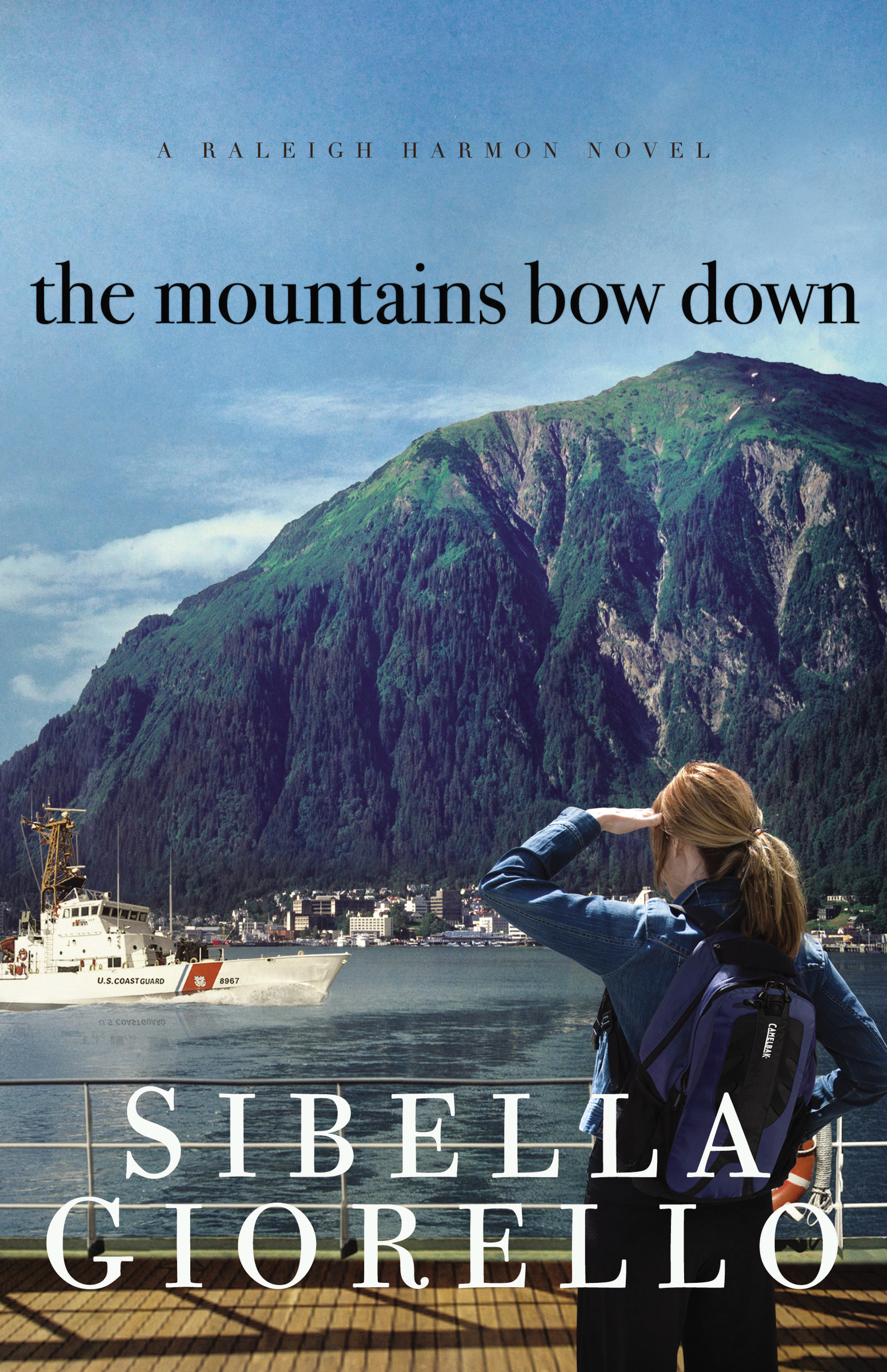 Cover Image of The Mountains Bow Down