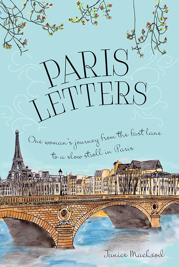 Cover Image of Paris Letters