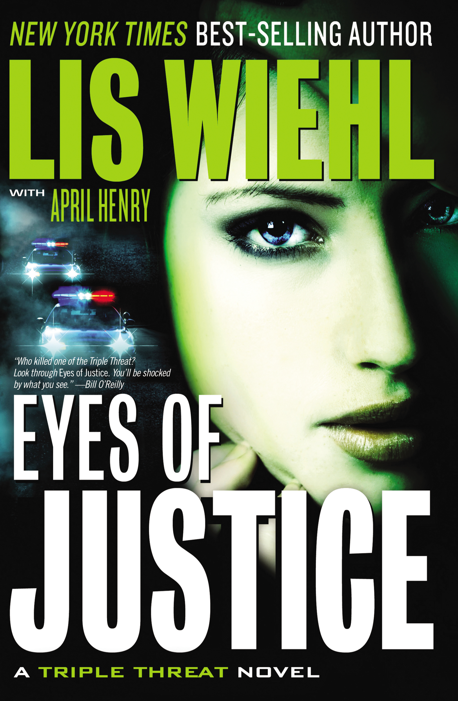 Eyes of Justice [electronic resource]