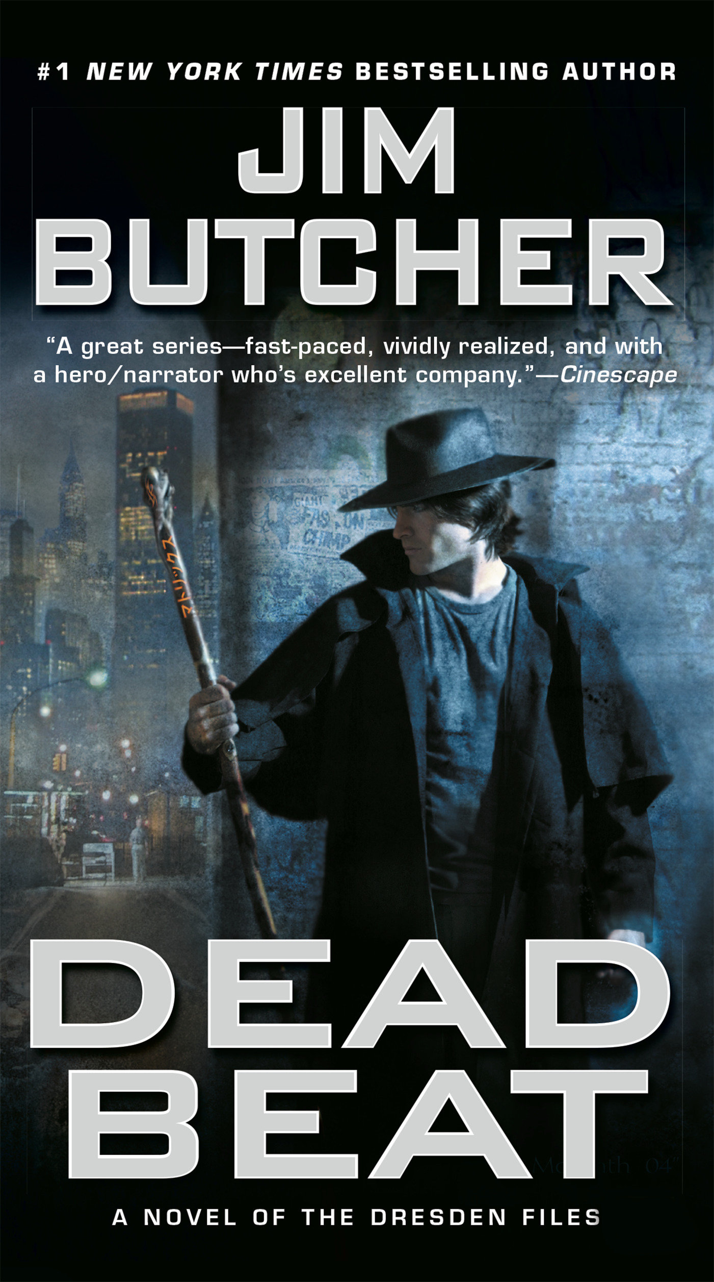 Dead beat cover image