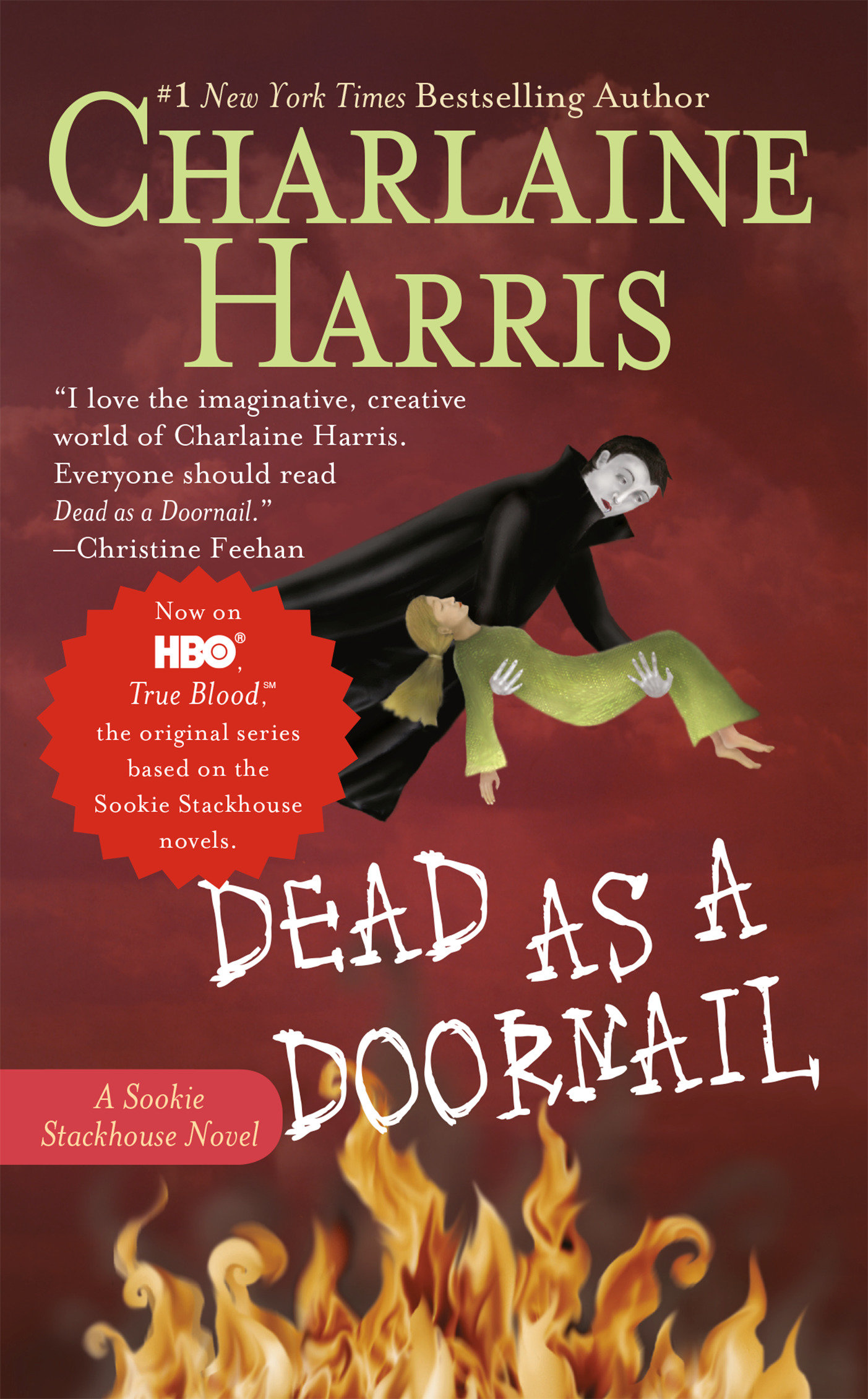 Dead as a doornail cover image