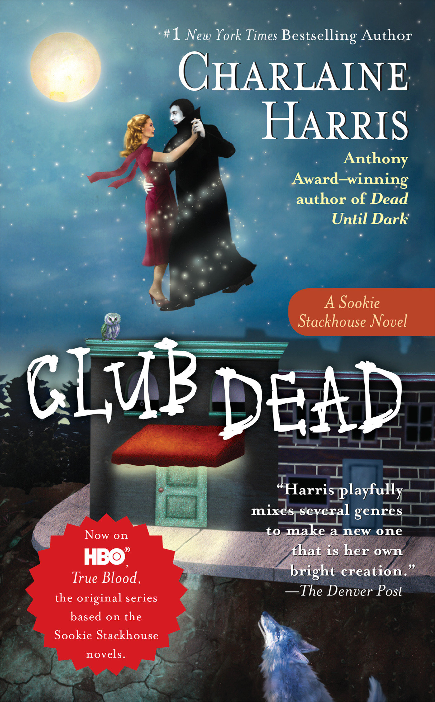 Club dead cover image