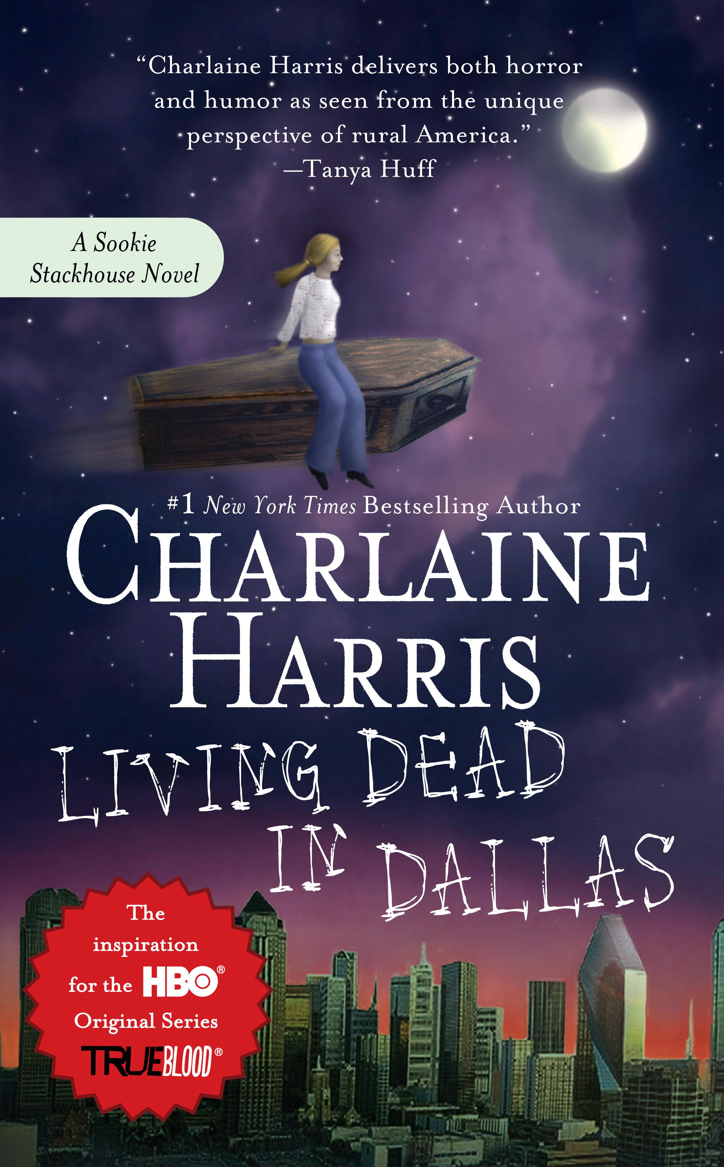Living dead in Dallas cover image