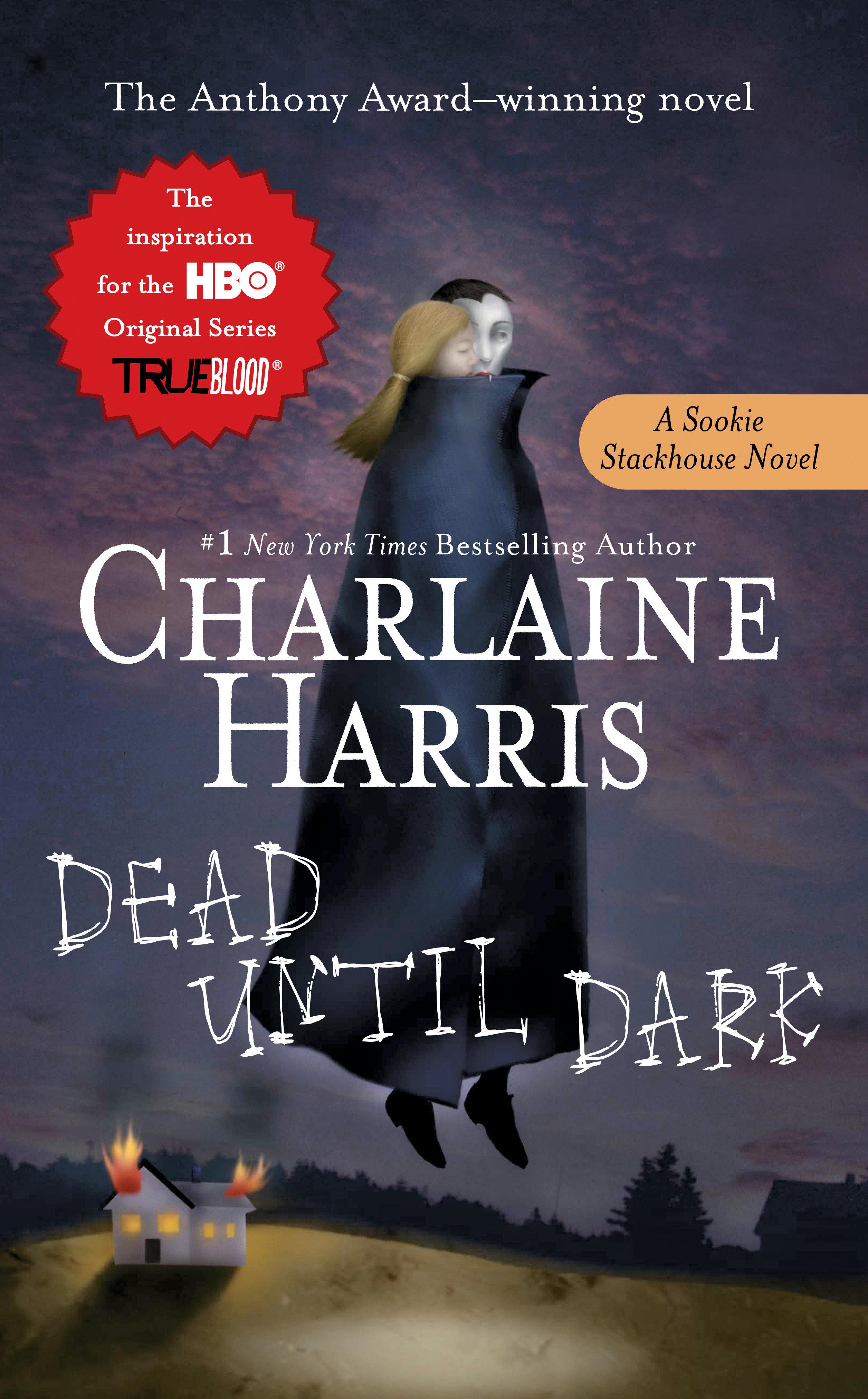 Dead until dark cover image