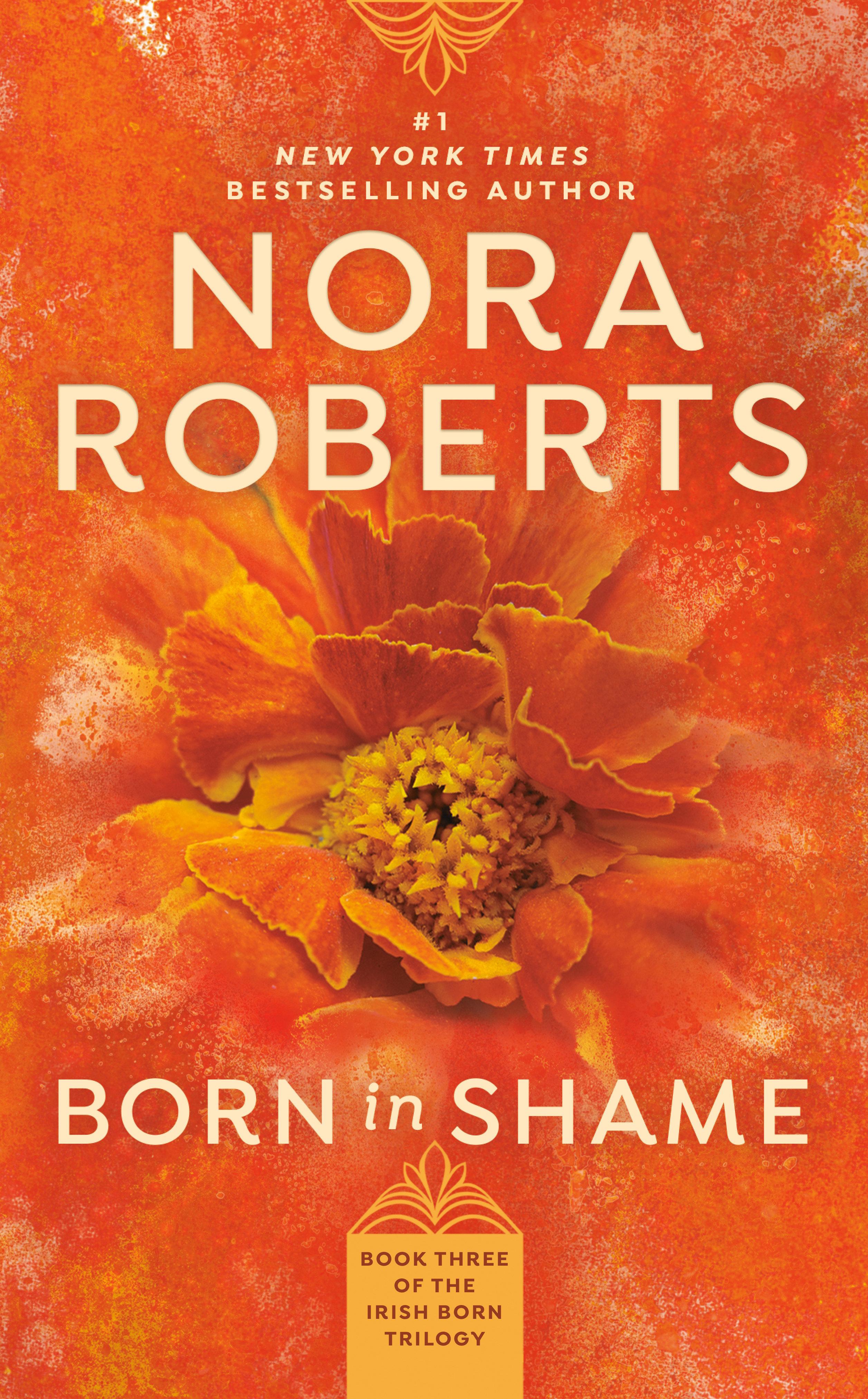 Born in shame cover image