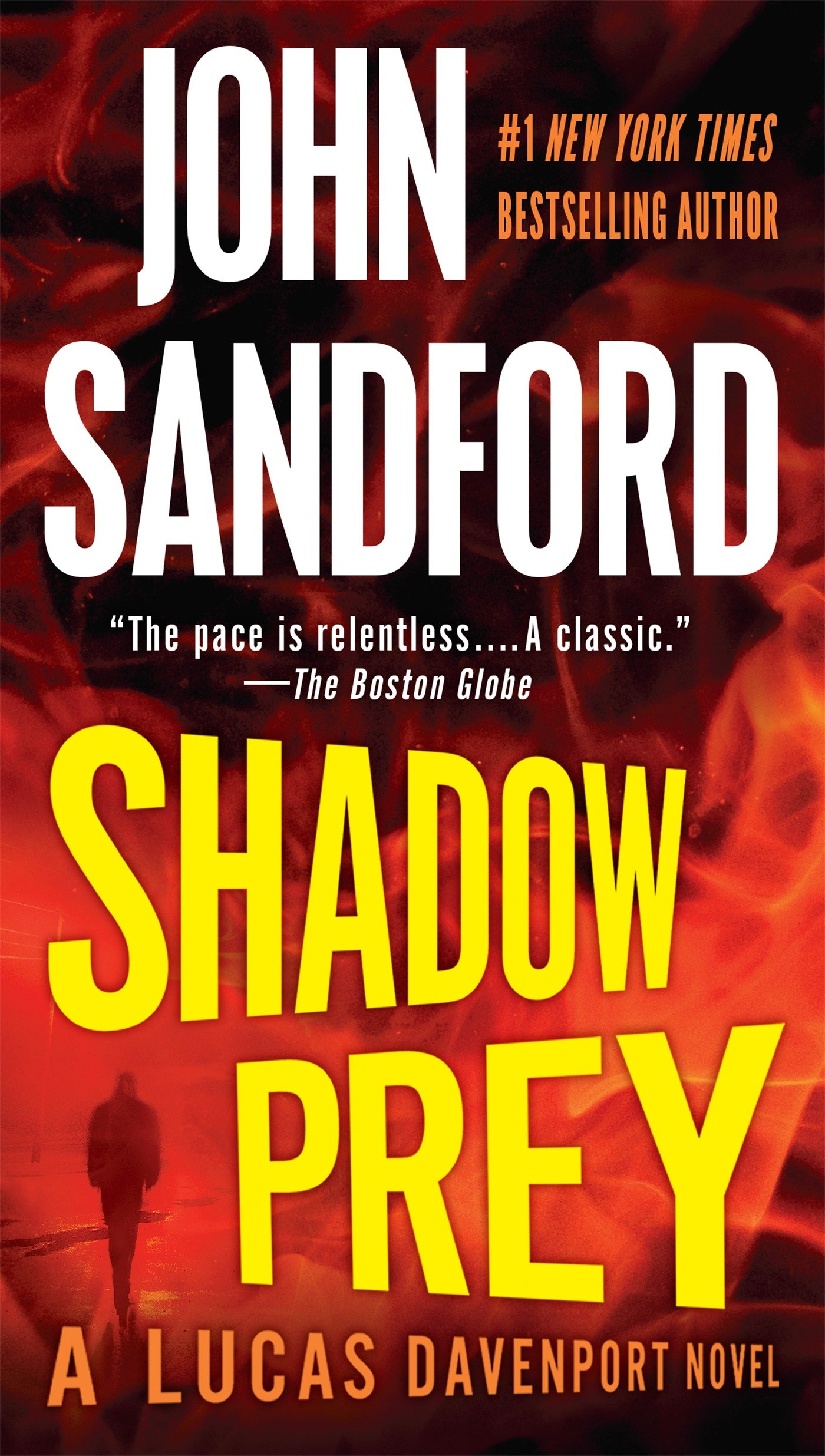Shadow prey cover image