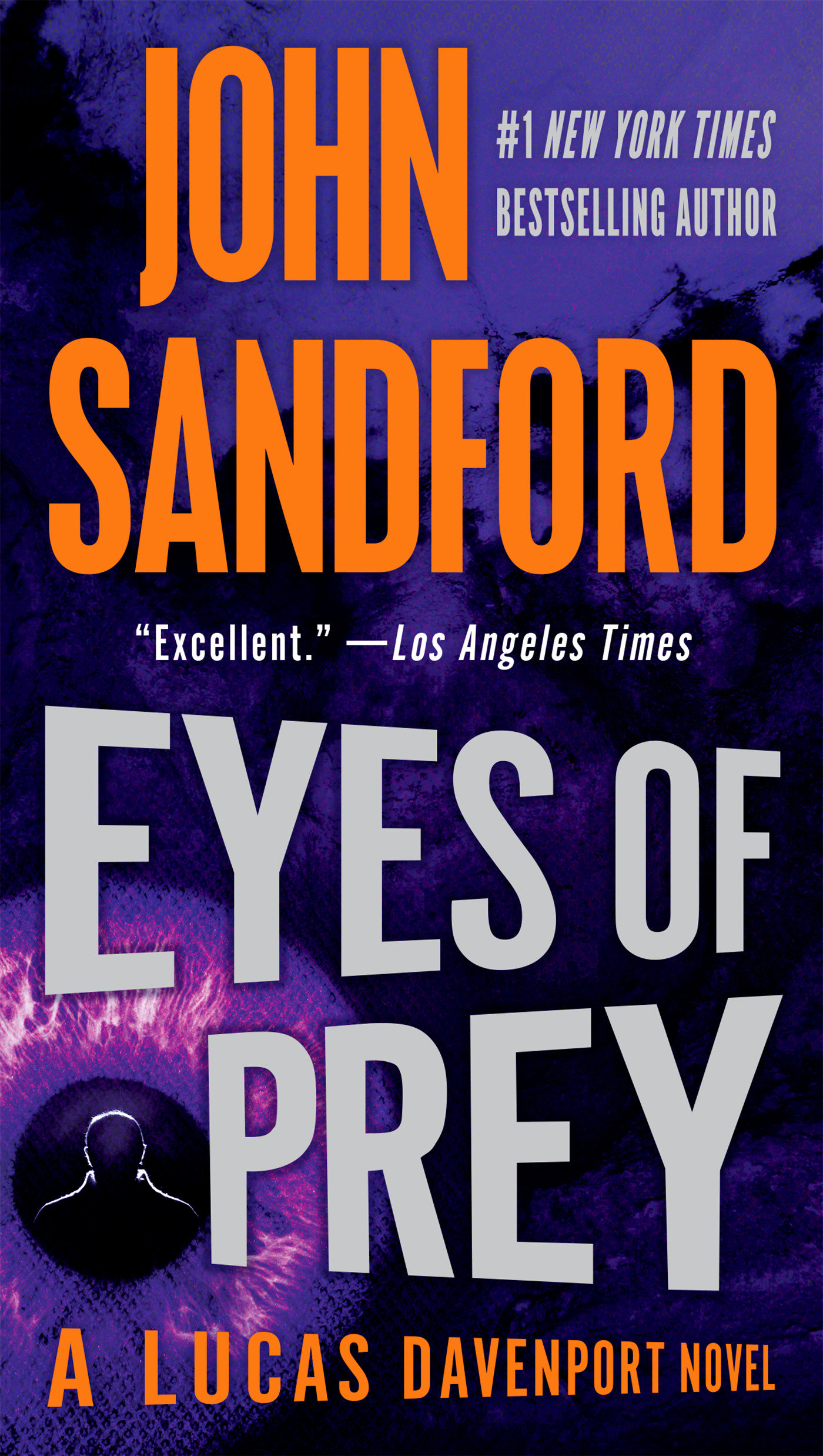 Eyes of prey cover image