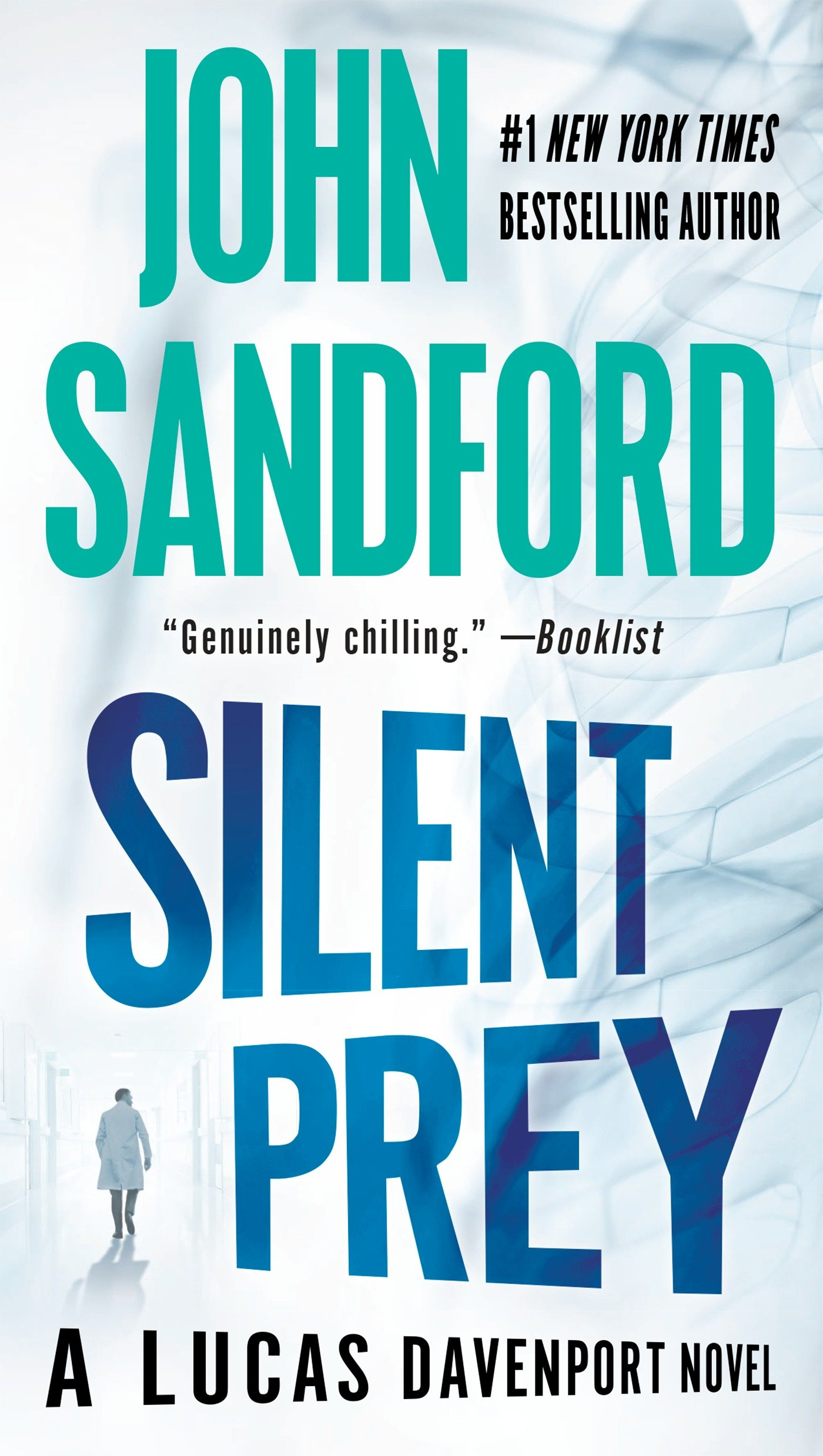 Silent prey cover image