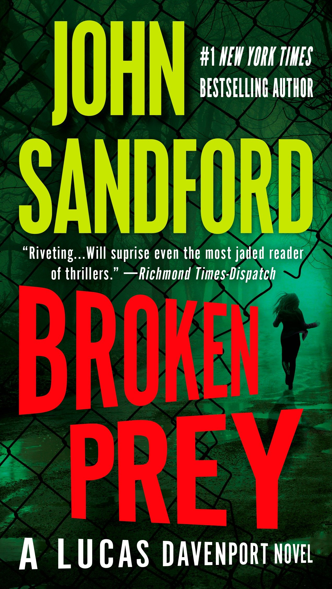 Broken prey cover image