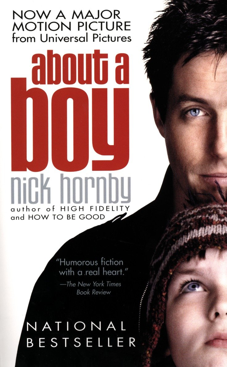 About a boy cover image