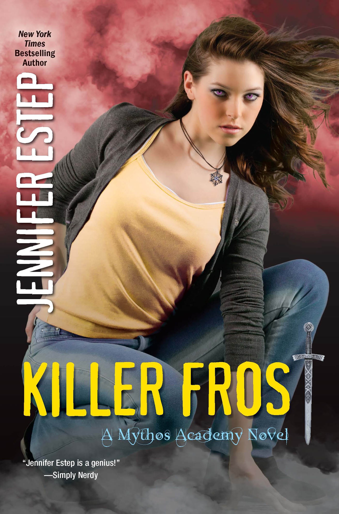 Cover Image of Killer Frost