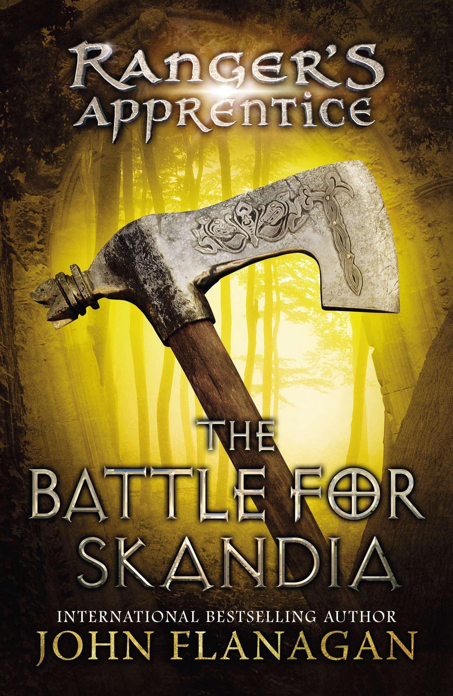 The Battle for Skandia cover image