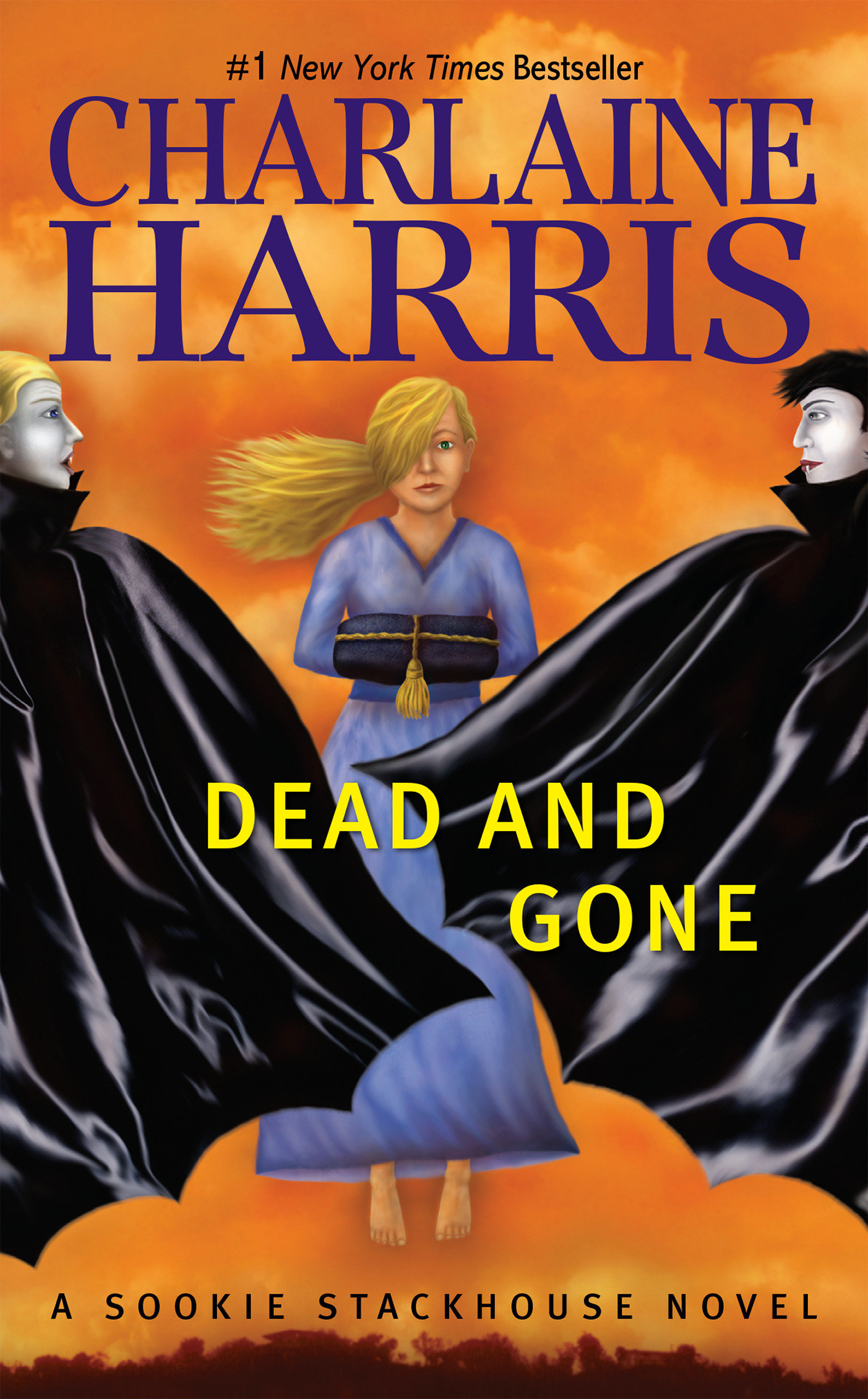 Dead and gone cover image
