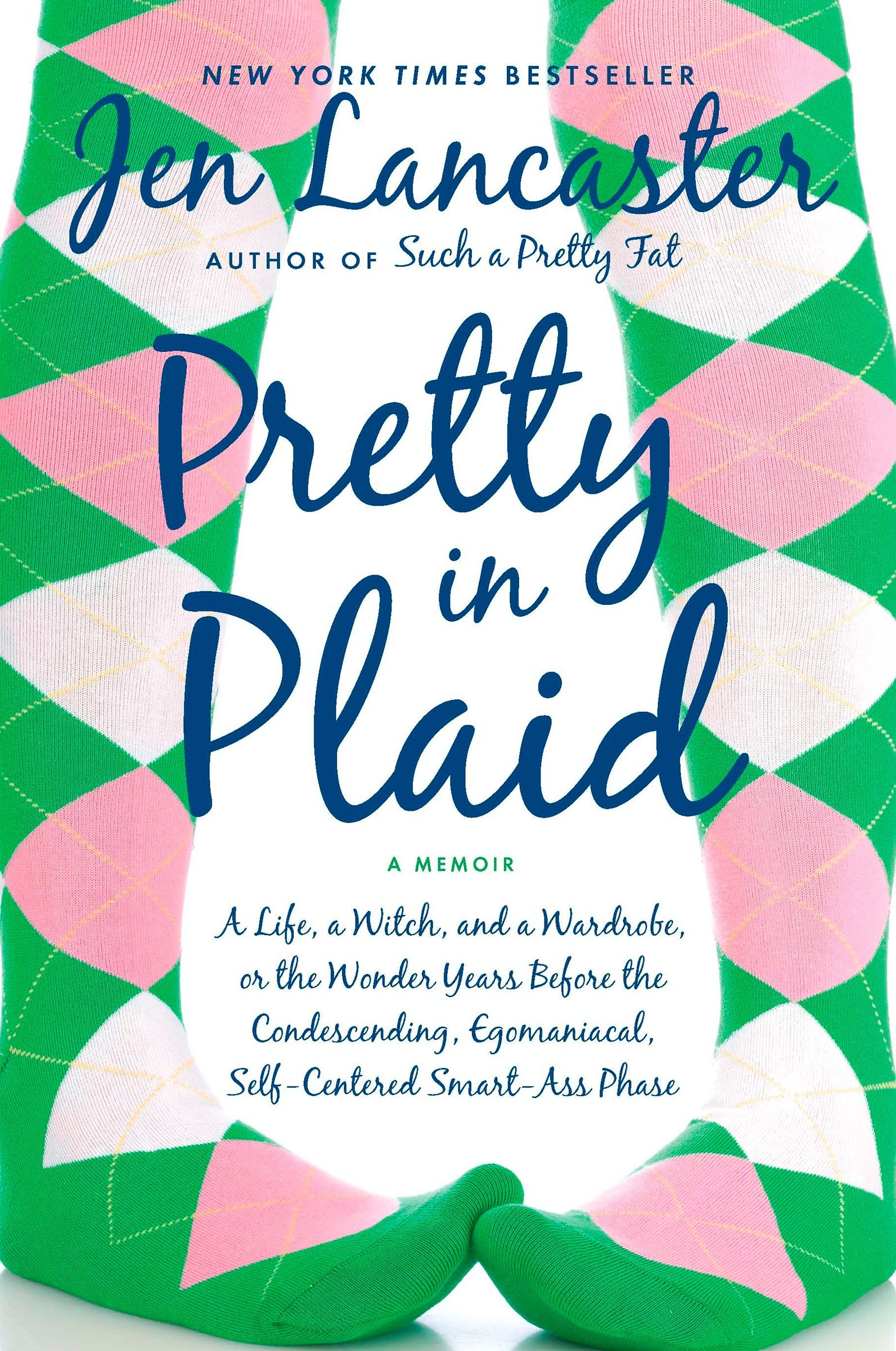 Pretty in plaid cover image