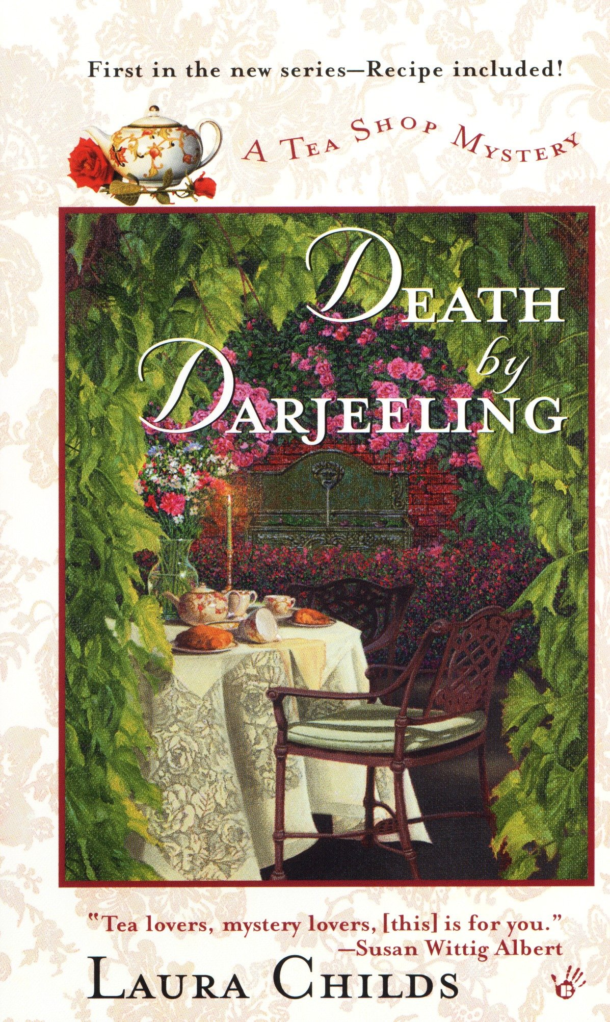 Death by darjeeling cover image