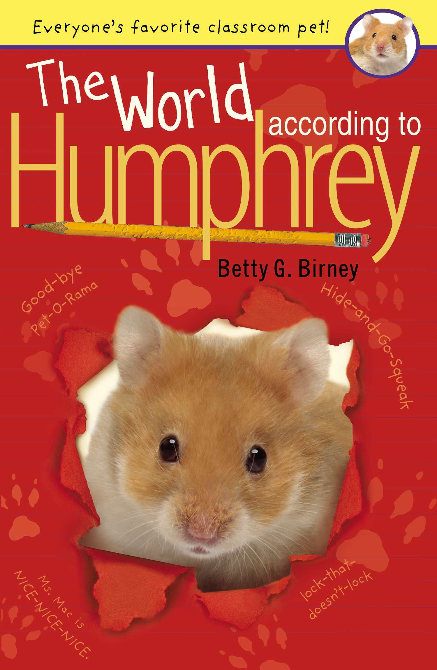 The world according to Humphrey cover image