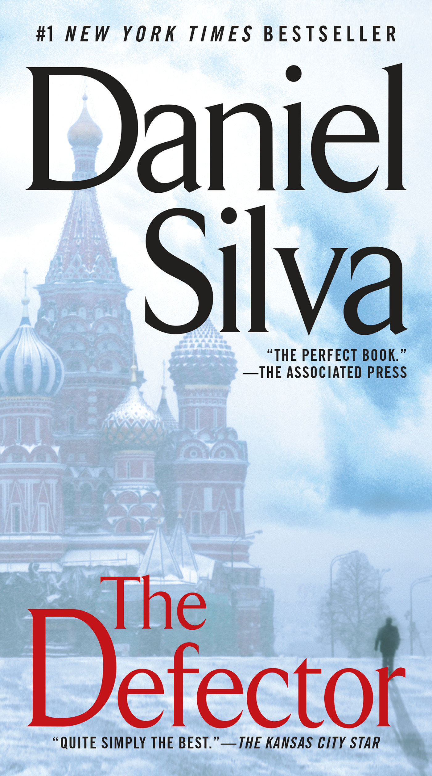 The Defector cover image