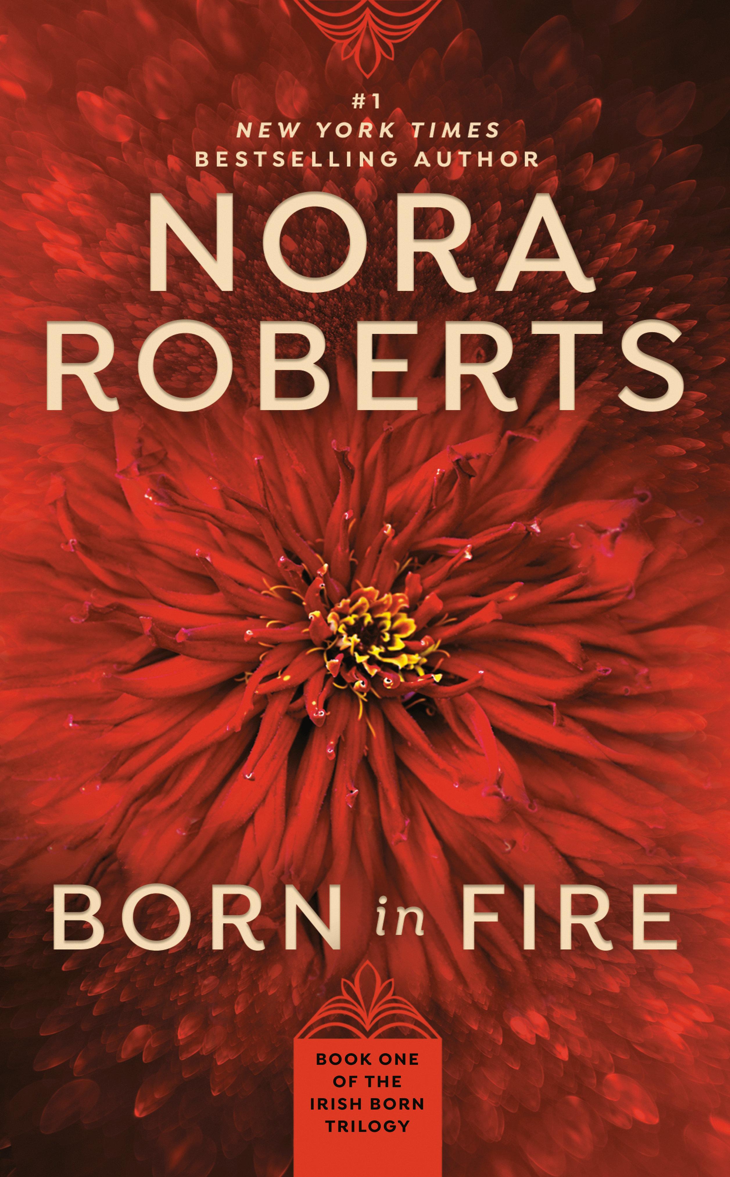 Born in fire cover image