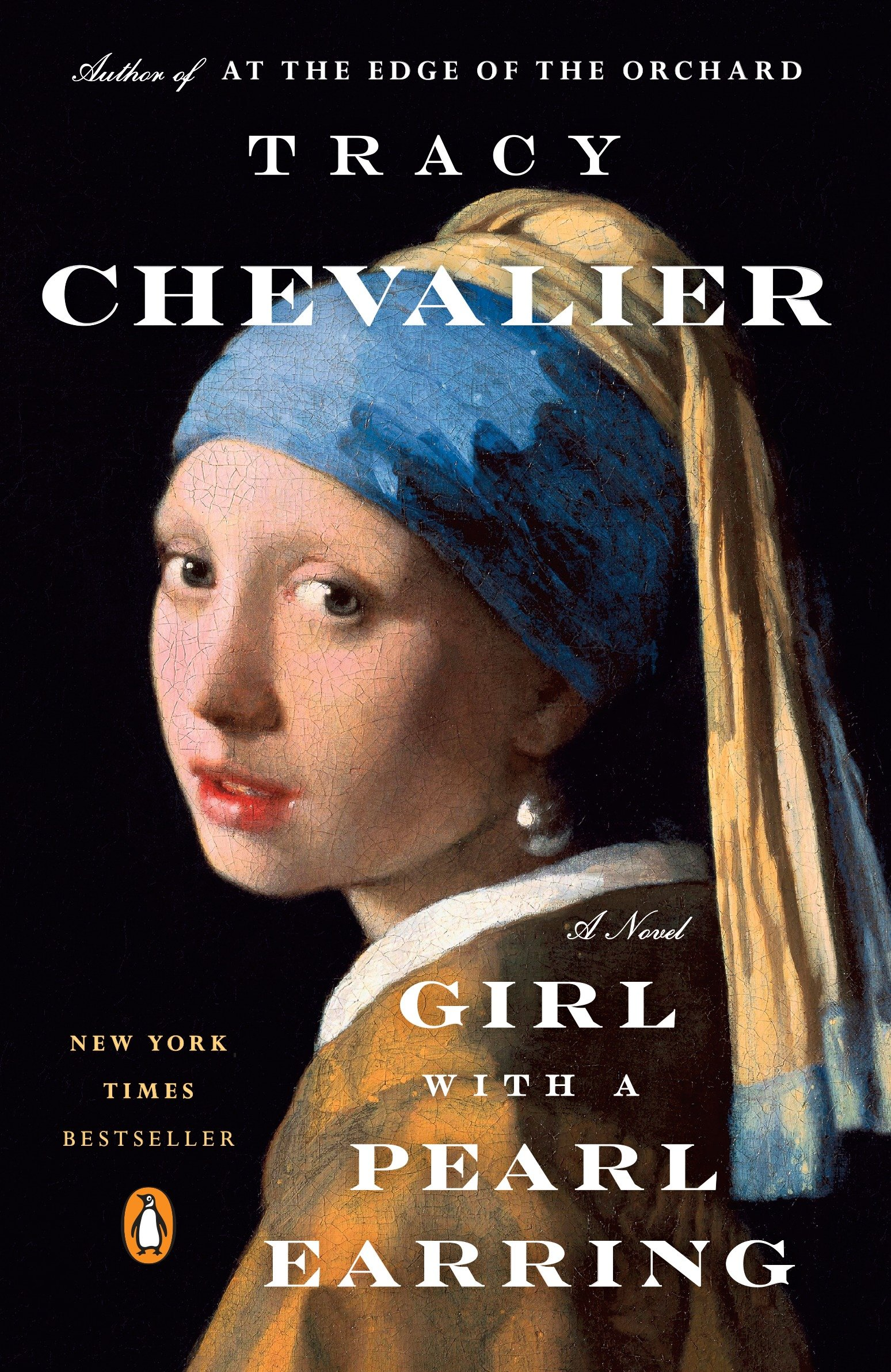 Cover image for Girl with a Pearl Earring [electronic resource] : A Novel