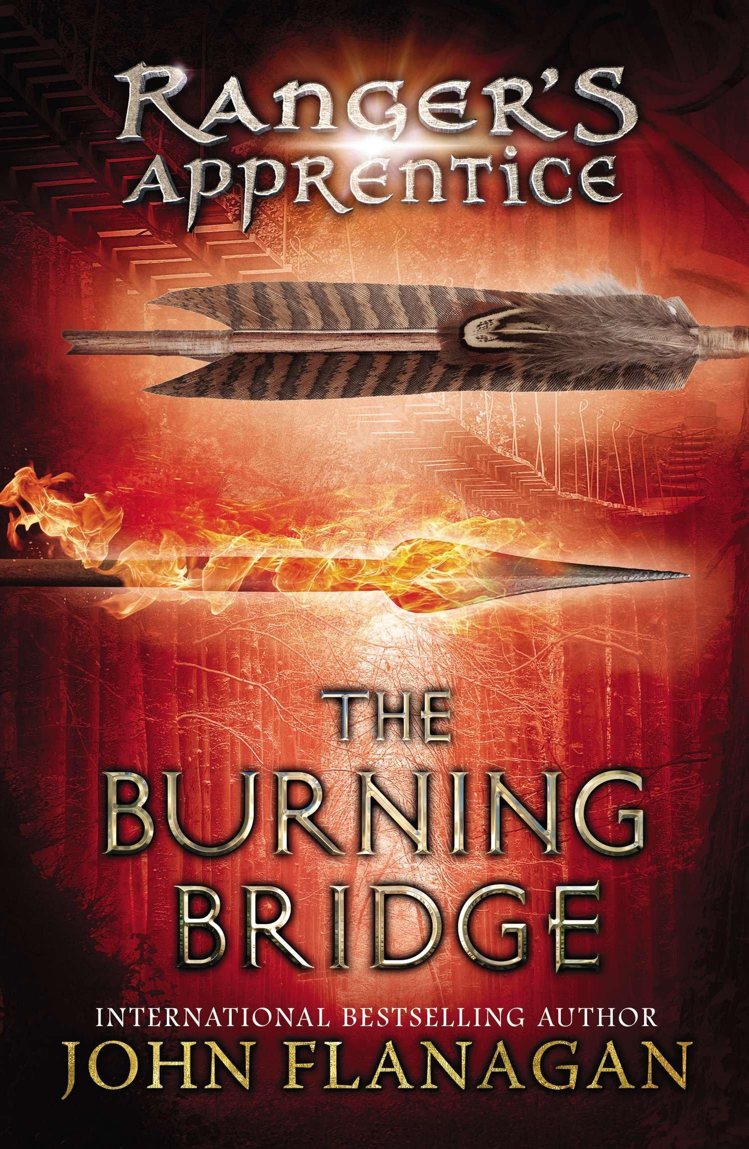 The Burning Bridge cover image