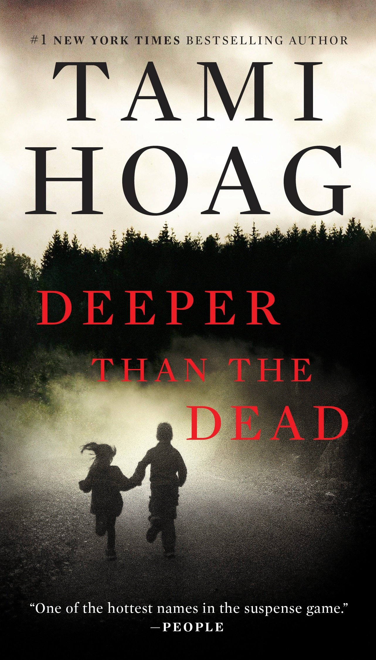 Deeper than the dead cover image