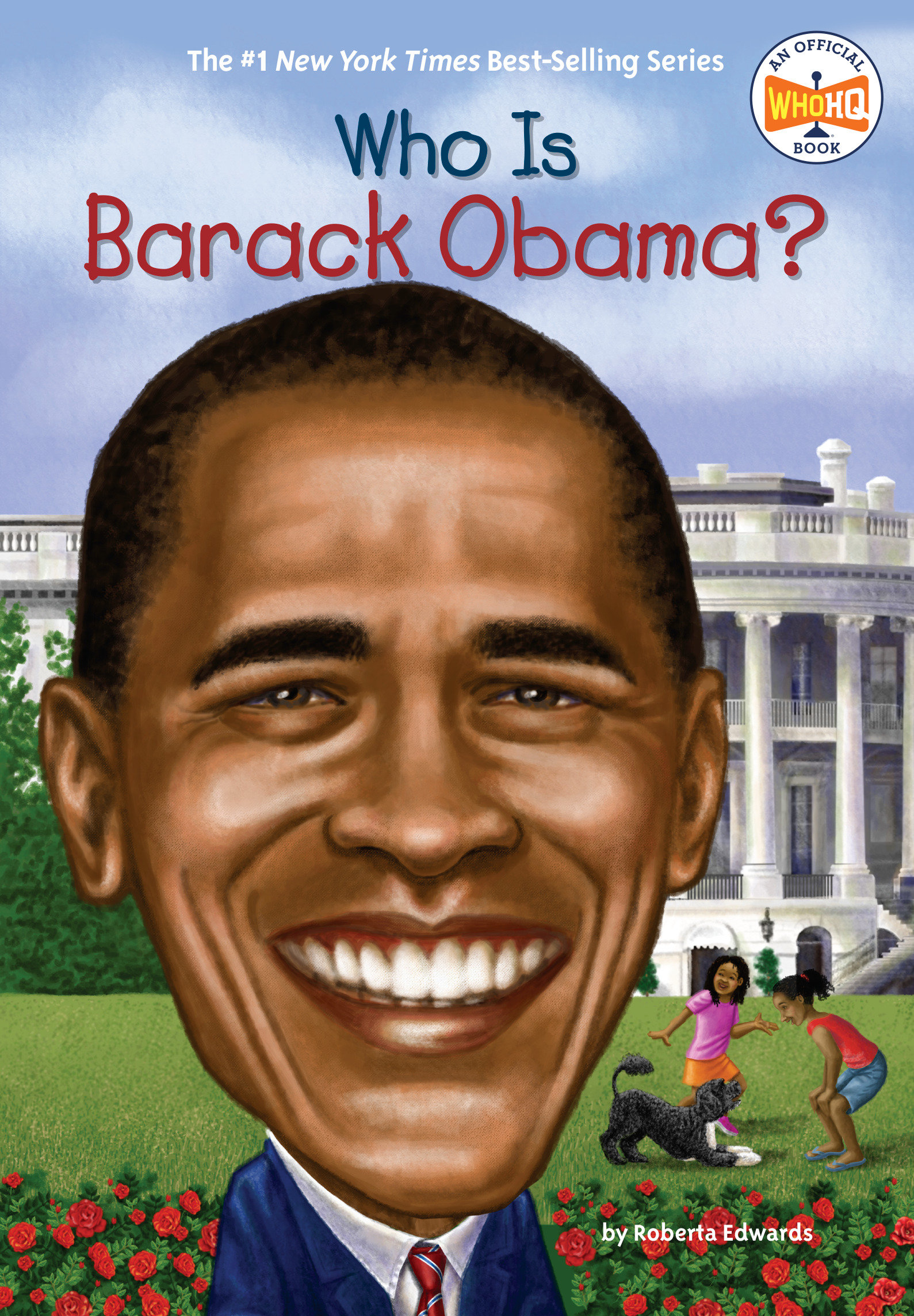 Who Is Barack Obama? [electronic resource]