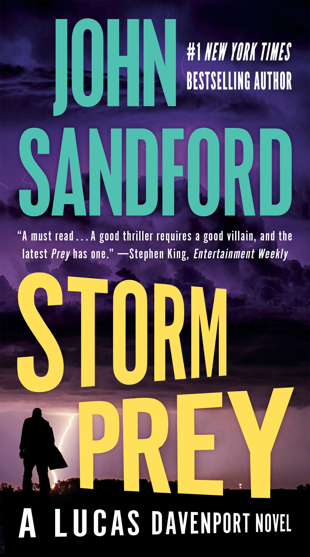 Storm prey cover image