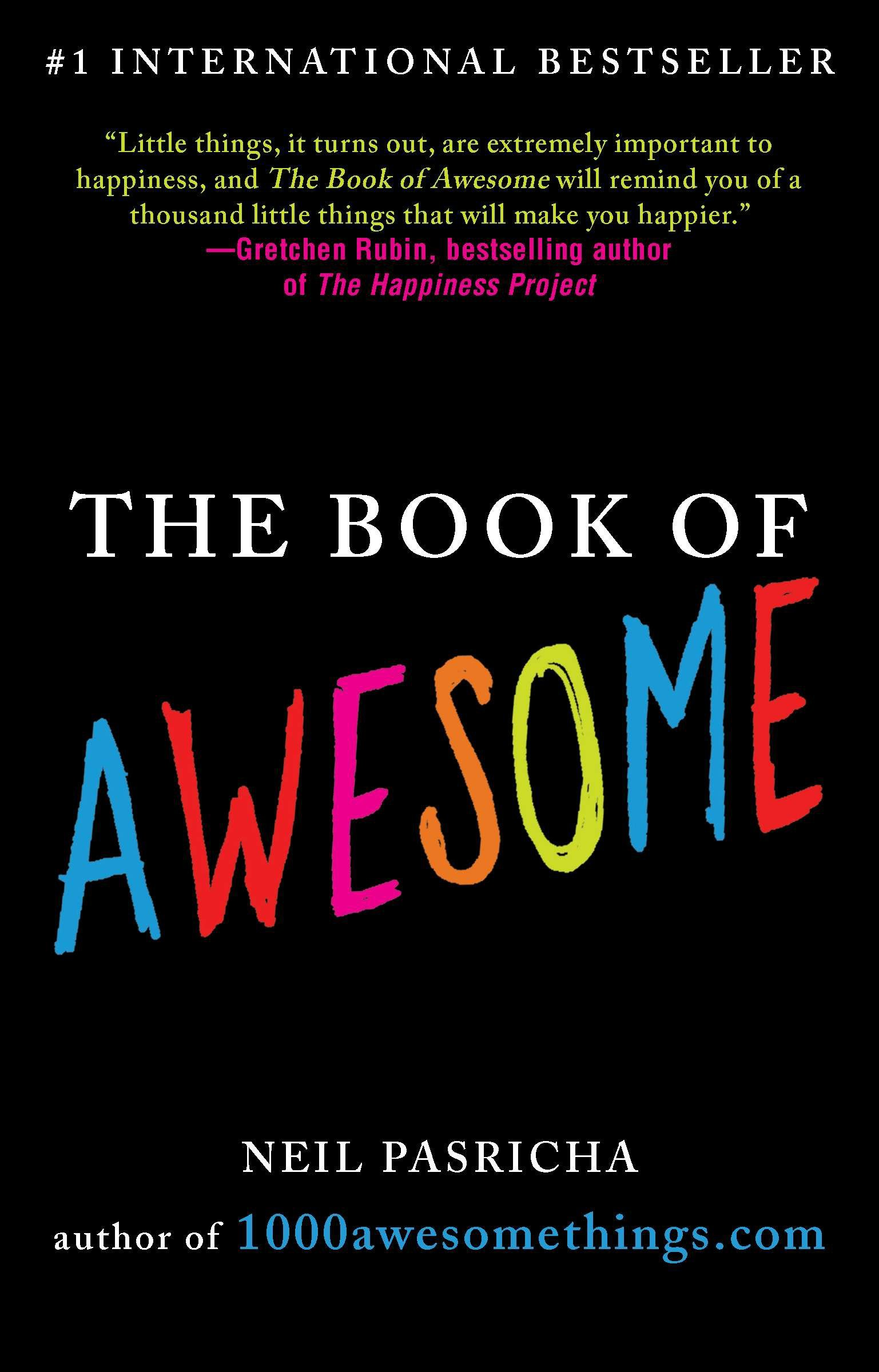 The book of awesome cover image