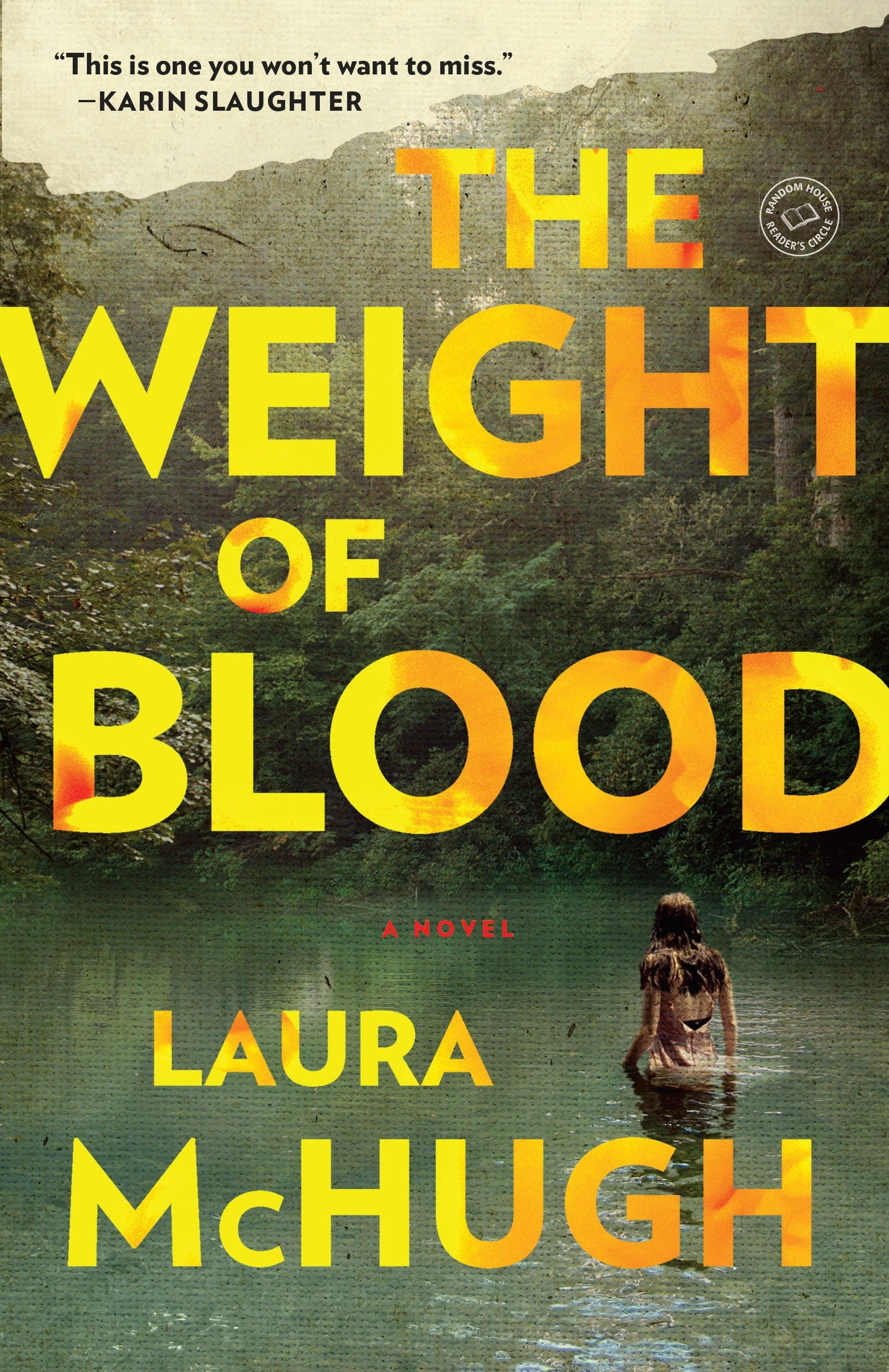 Cover Image of The Weight of Blood